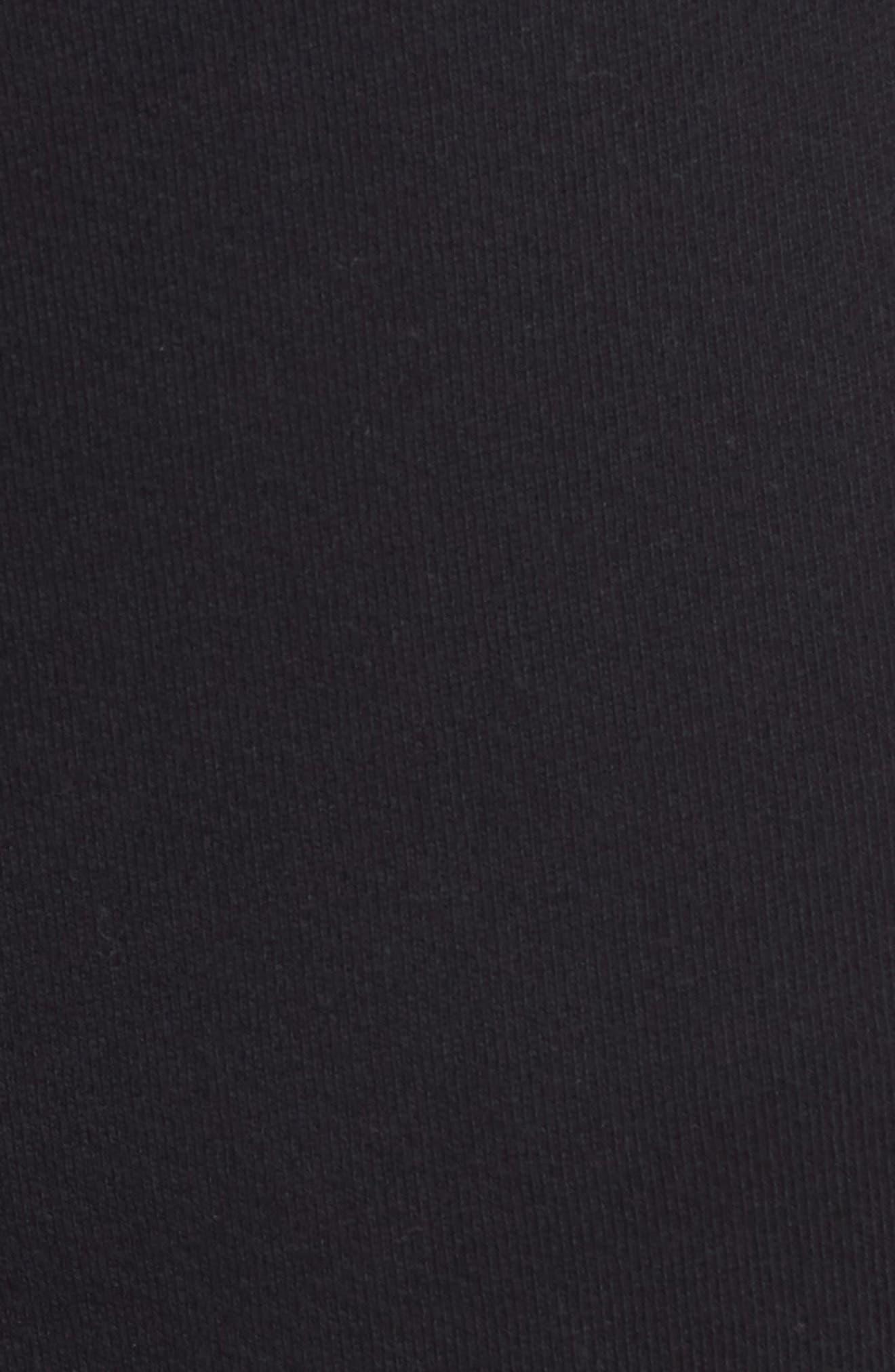 Alternate Image 5  - Good American Good Sweats Step Hem Sweatpants (Regular & Plus Size)