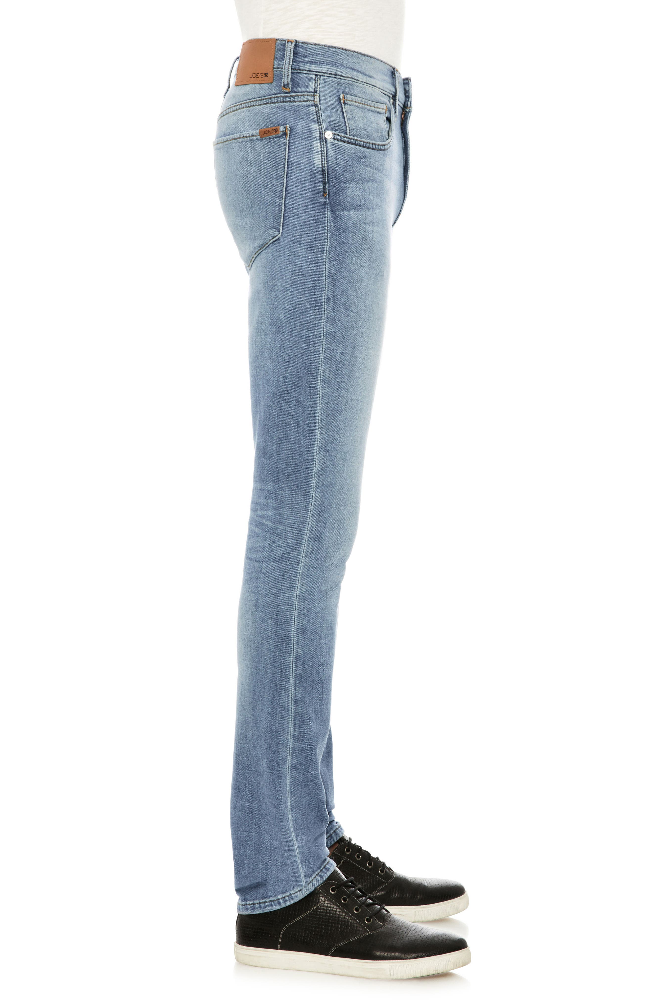 Legend Skinny Fit Jeans,                             Alternate thumbnail 3, color,                             Avery