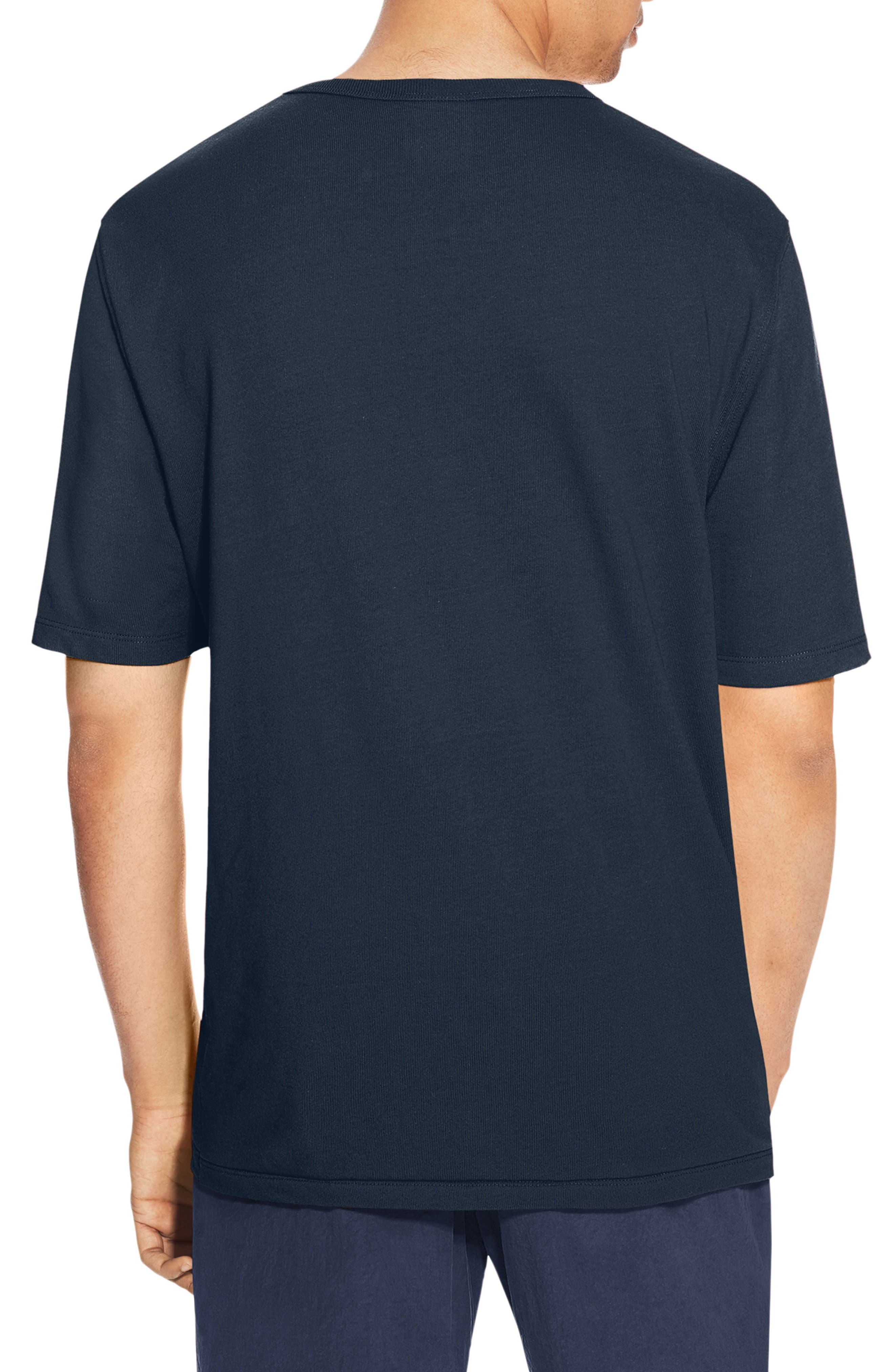 Takes A Little More Heritage Graphic T-Shirt,                             Alternate thumbnail 2, color,                             Navy