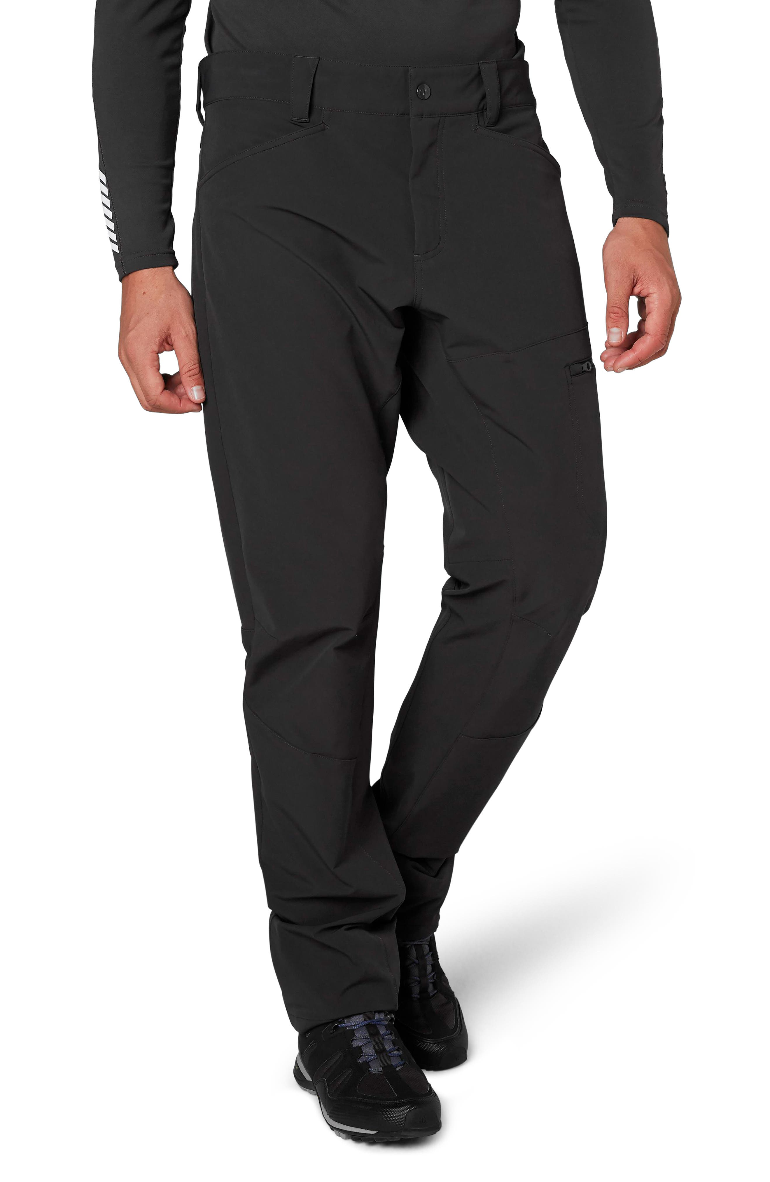 Vanir Brono Pants,                         Main,                         color, Ebony