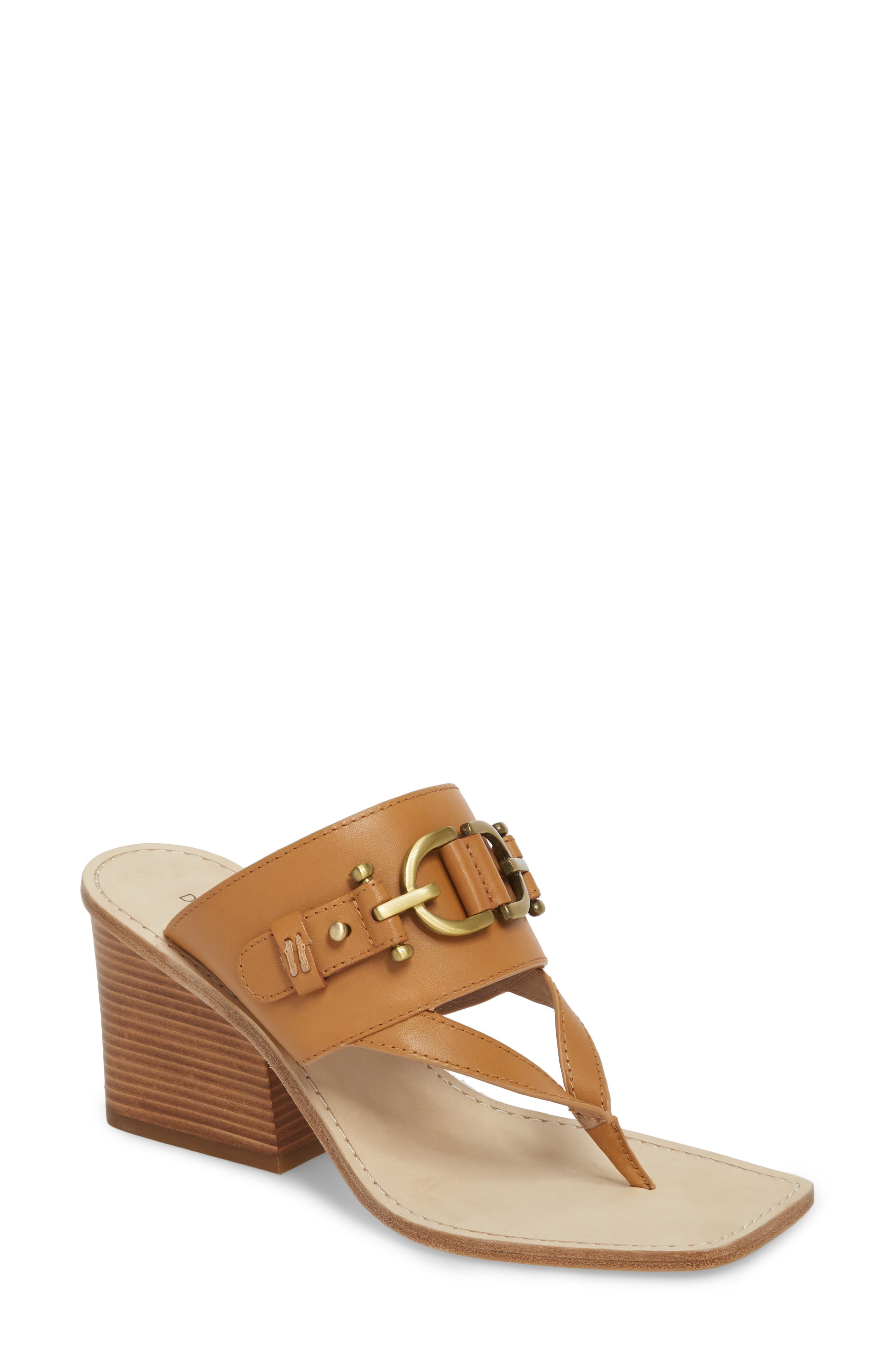 Mimi Mule,                         Main,                         color, Fawn Leather