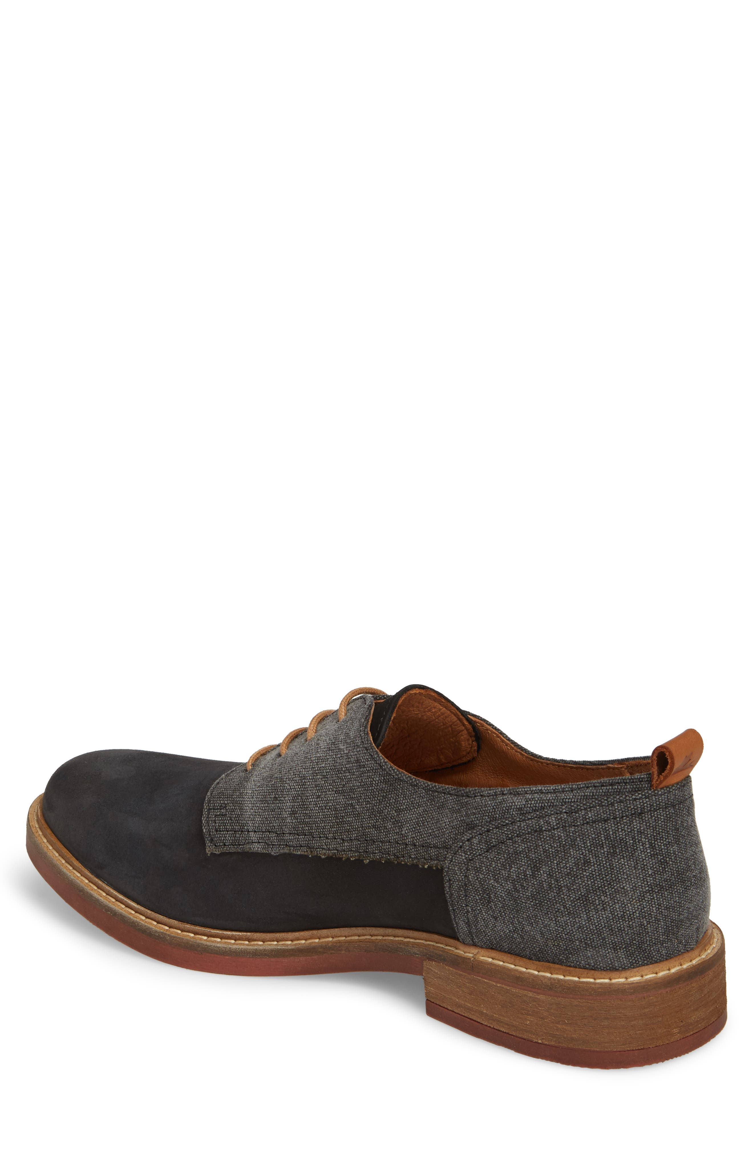 River Water Resistant Derby,                             Alternate thumbnail 2, color,                             Nero