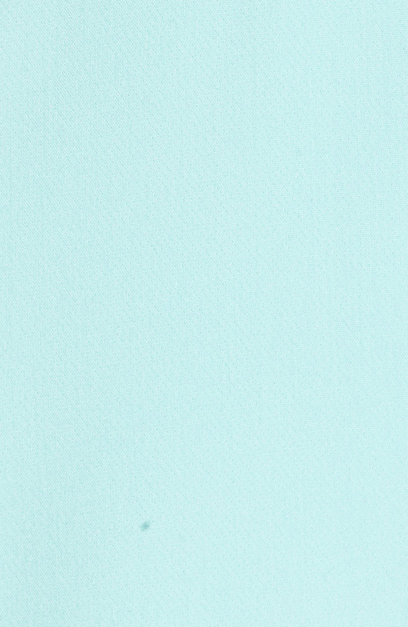 Lavinia Fit & Flare Dress,                             Alternate thumbnail 6, color,                             Mint