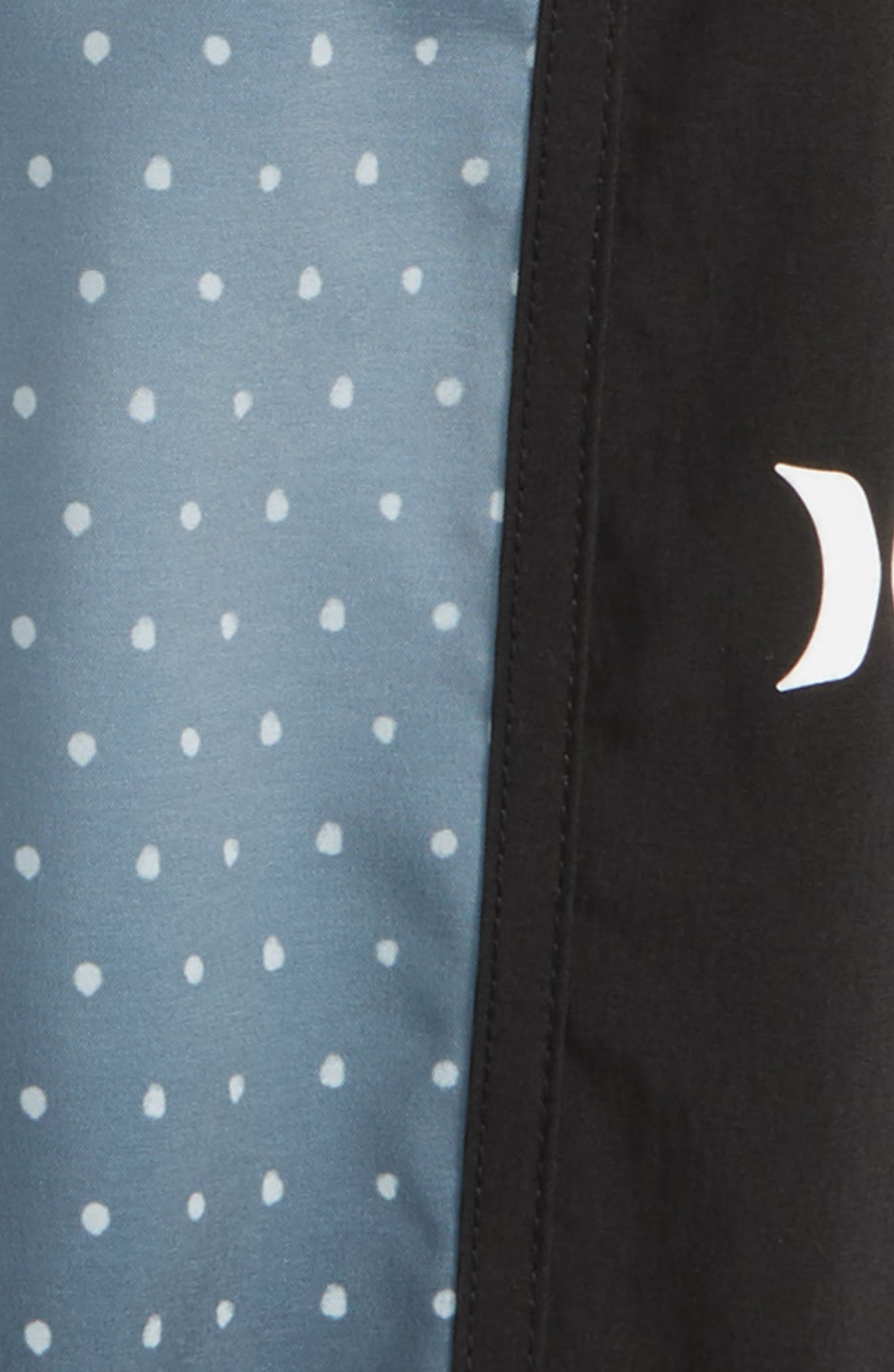 Third Reef Board Shorts,                             Alternate thumbnail 2, color,                             Black