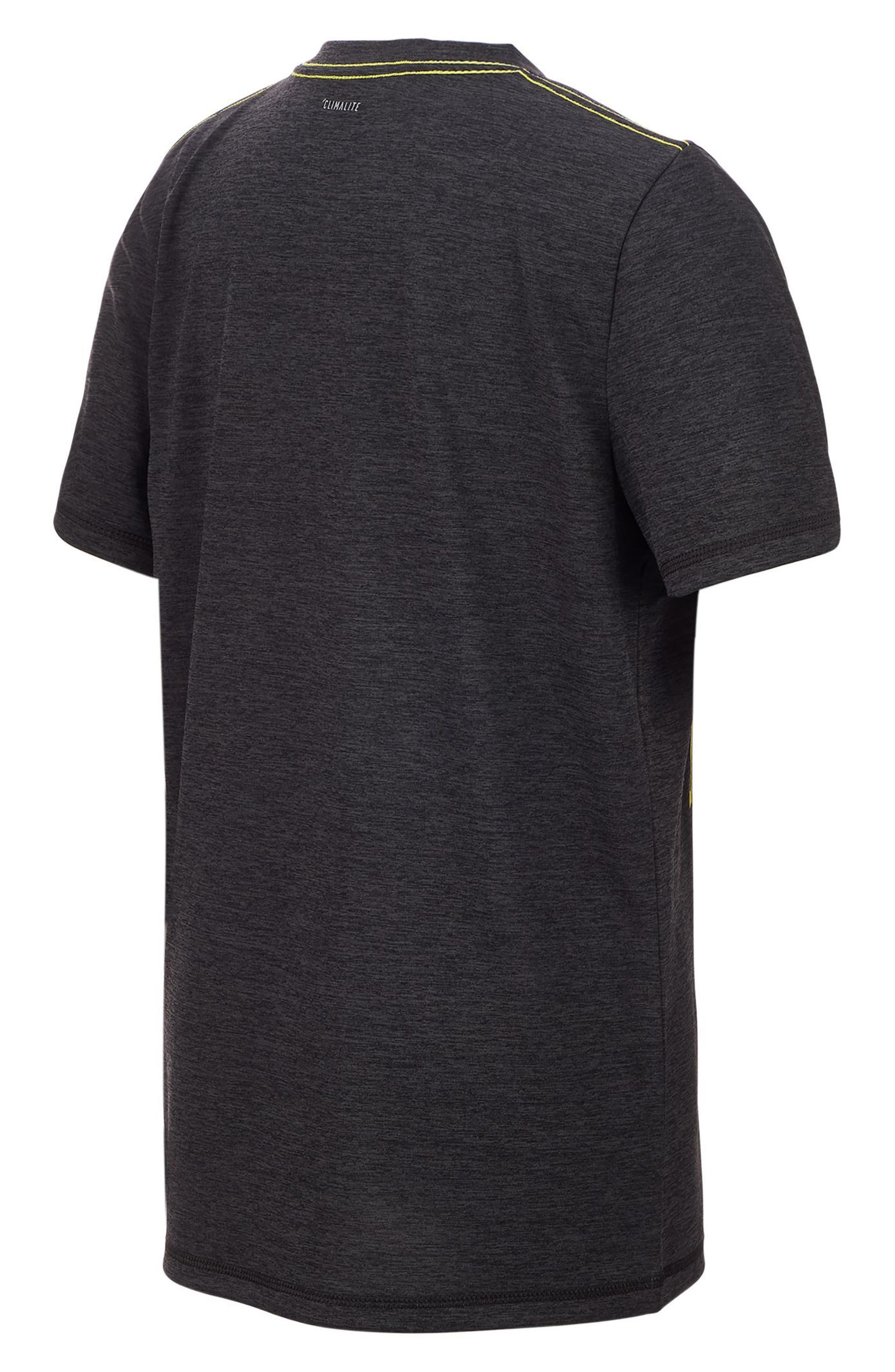 Rocket Ball T-Shirt,                             Alternate thumbnail 2, color,                             Black
