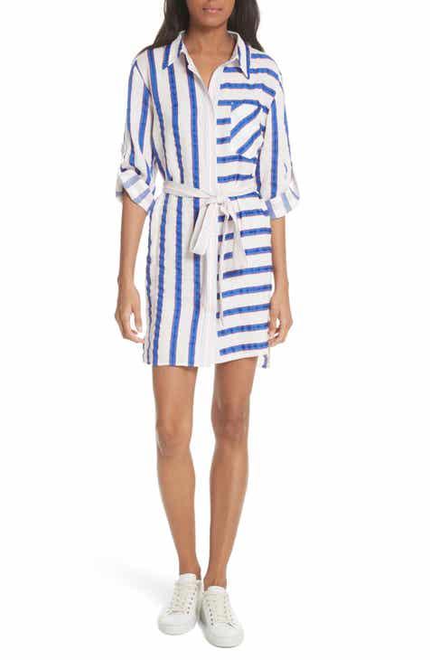 Women S White Linen Dresses Nordstrom