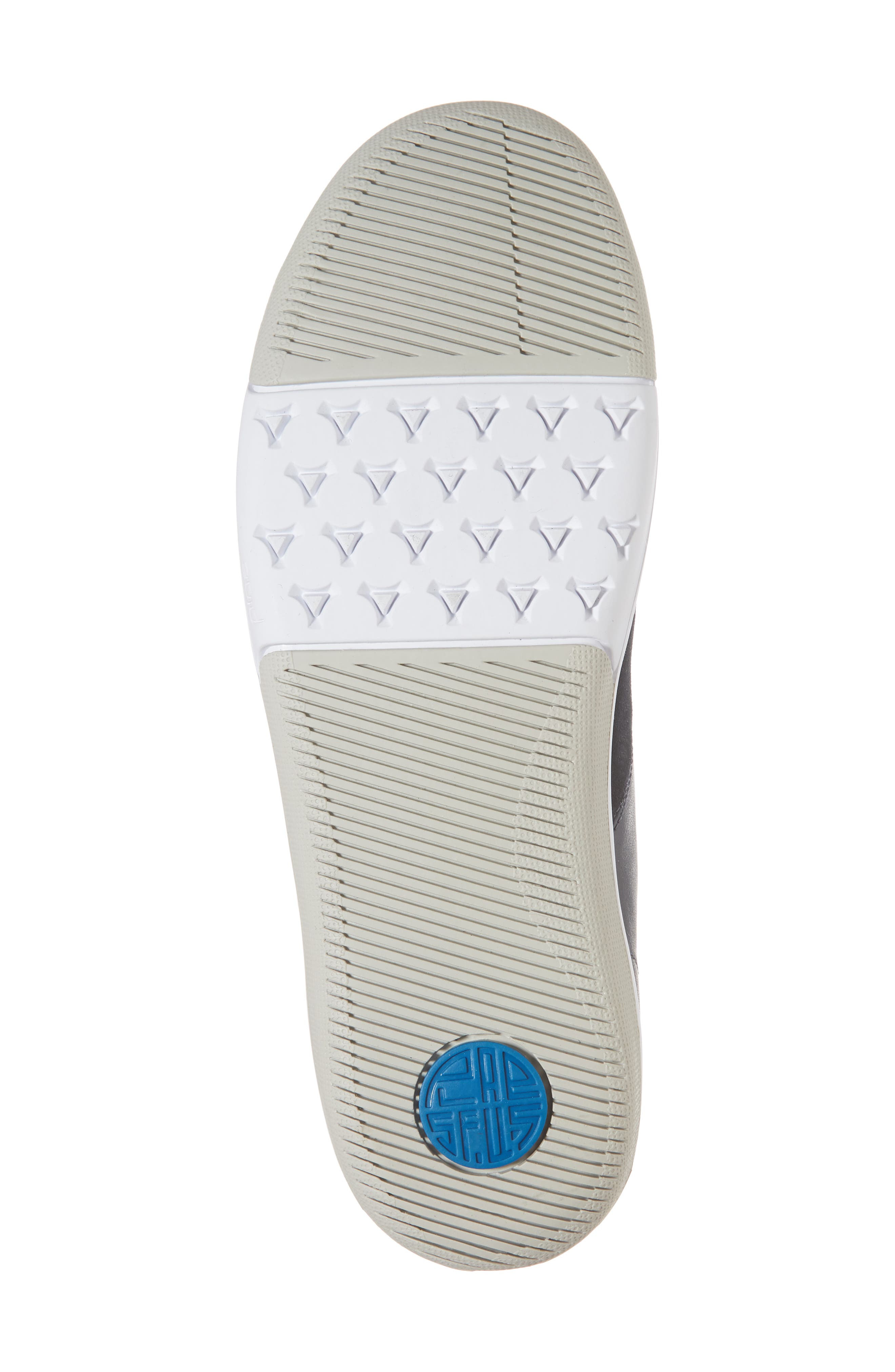 Larkin Low Top Sneaker,                             Alternate thumbnail 6, color,                             Blue Nights