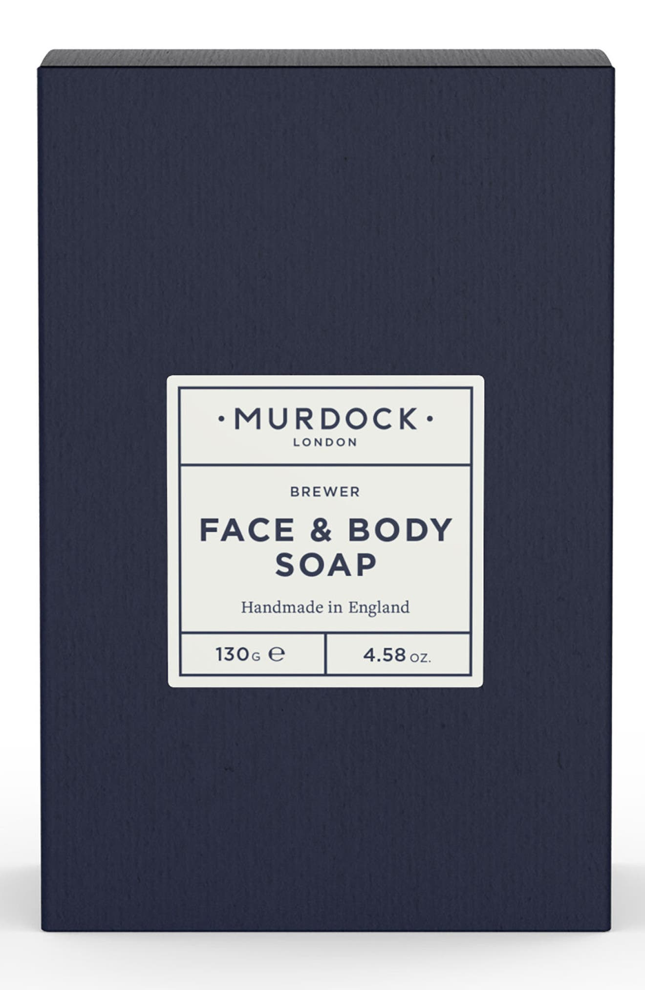 MURDOCK LONDON Black Tea Body Bar Soap