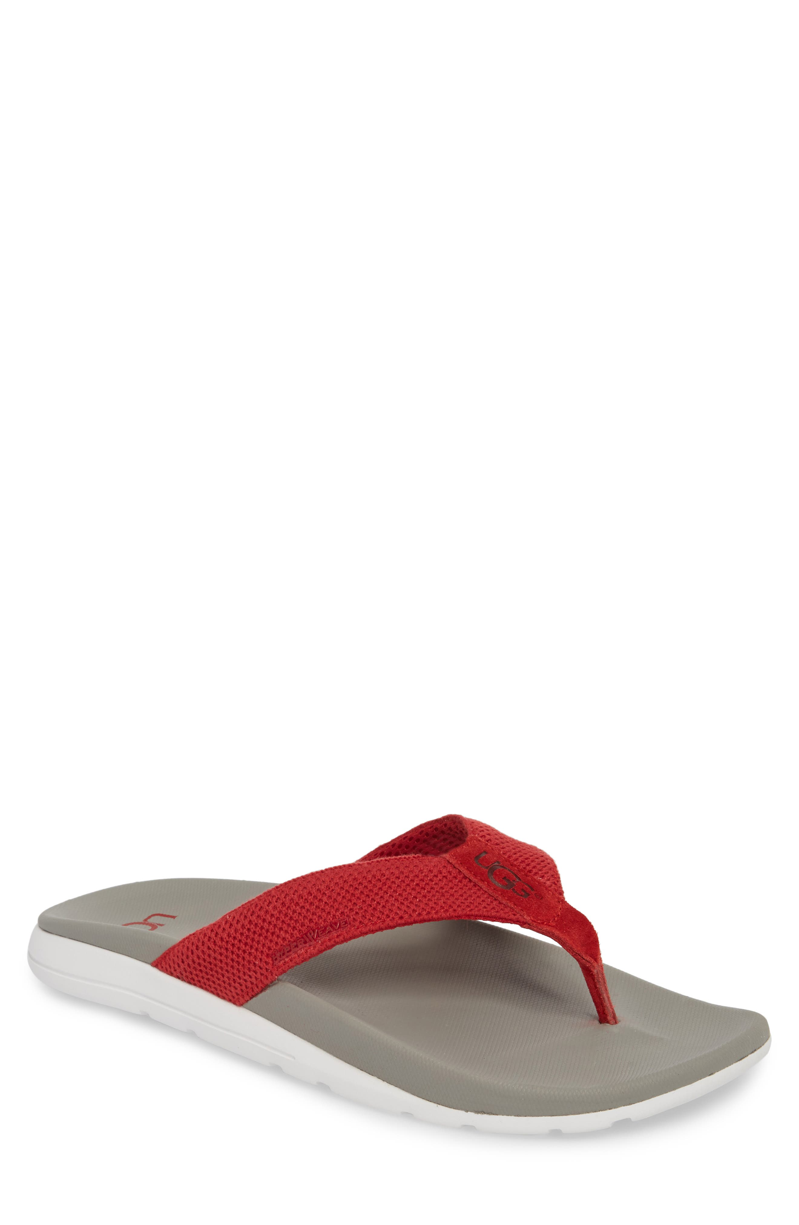 UGG® Tenoch Hyperweave Flip Flop (Men)