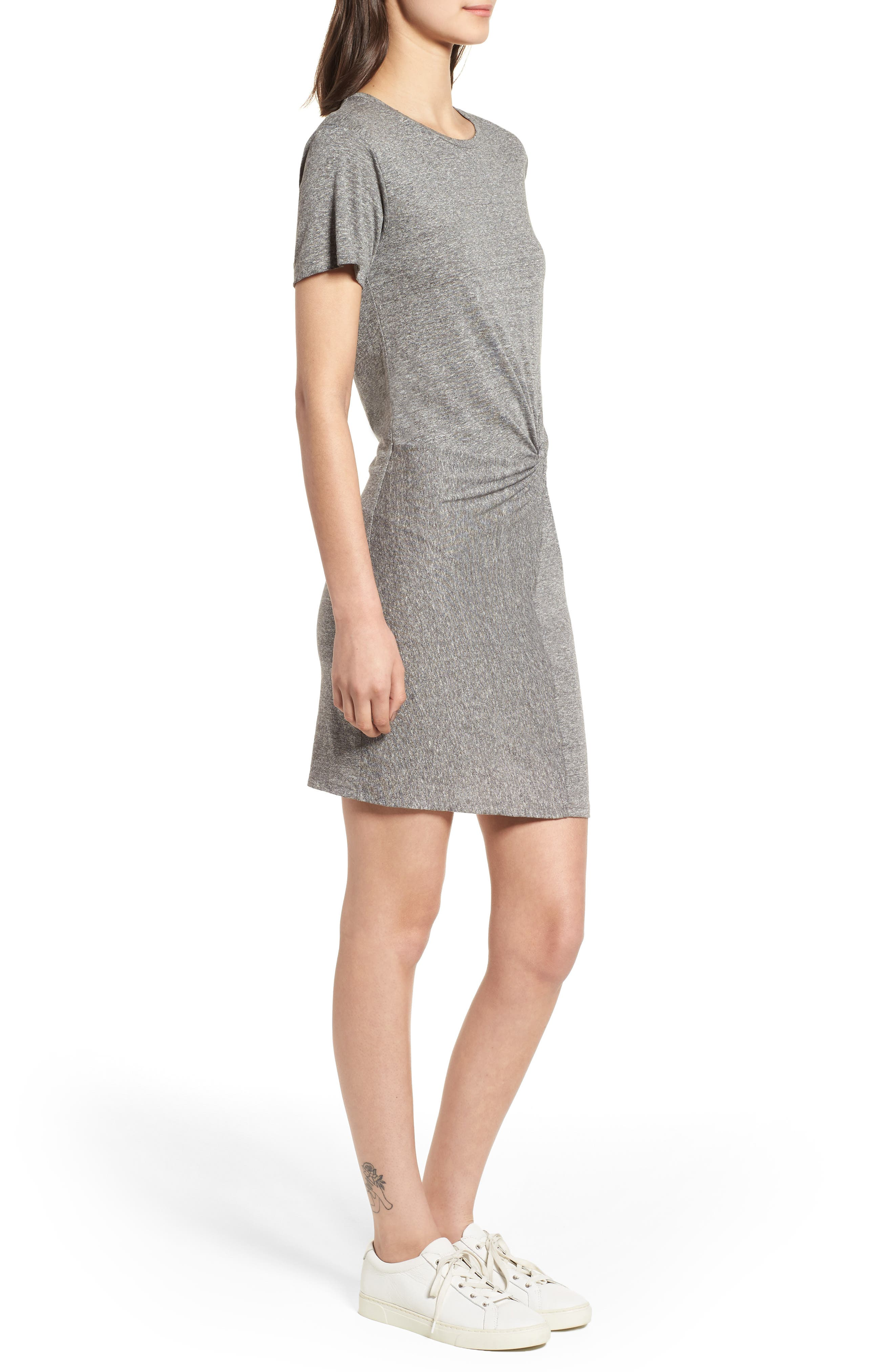 Alternate Image 3  - n:PHILANTHROPY Jazz Twisted T-Shirt Dress