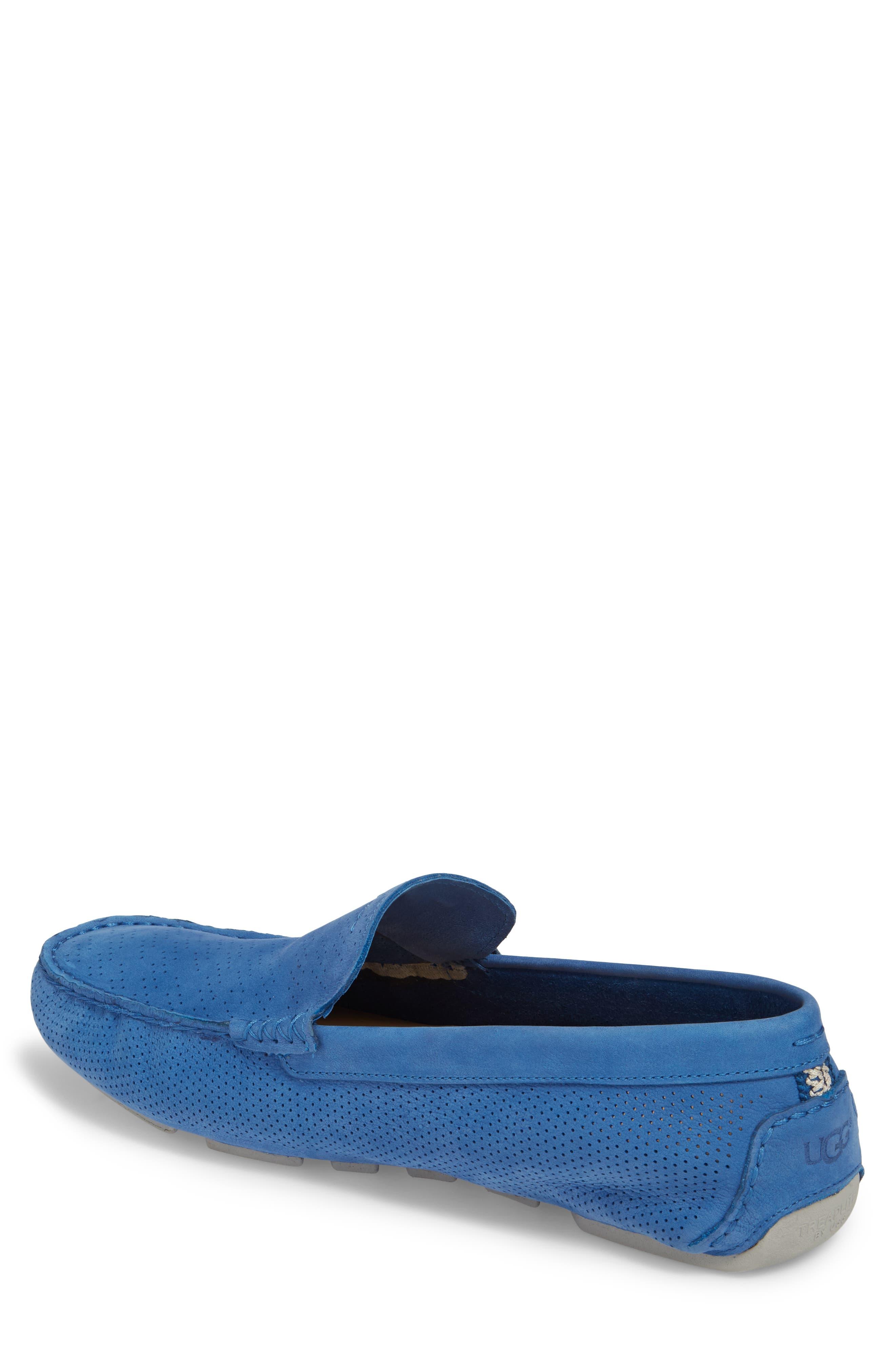 Alternate Image 2  - UGG® Henrick Twinsole® Driving Shoe (Men)