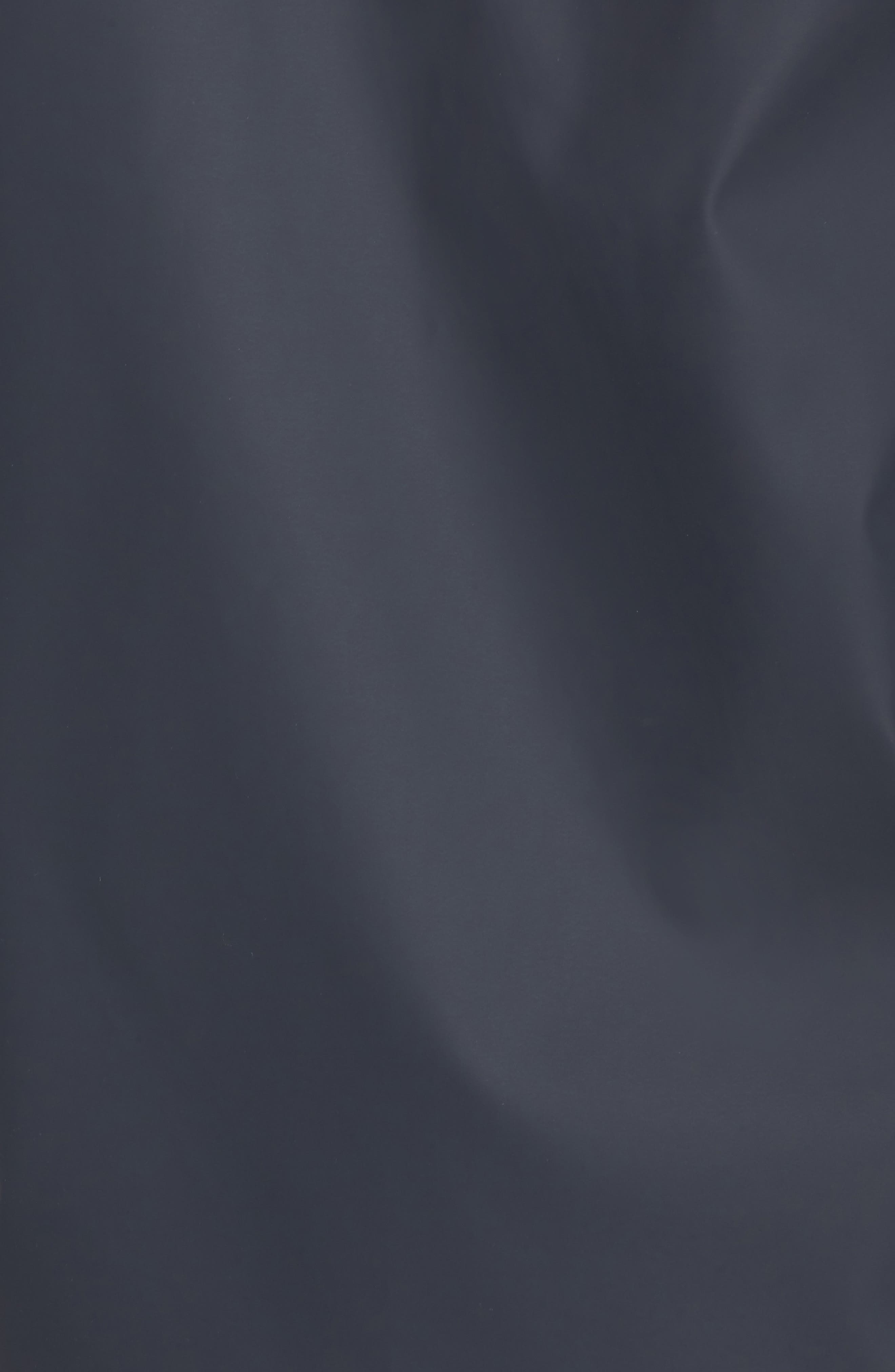 Hooded Raincoat,                             Alternate thumbnail 5, color,                             Storm/ Blush/ Mech Grey