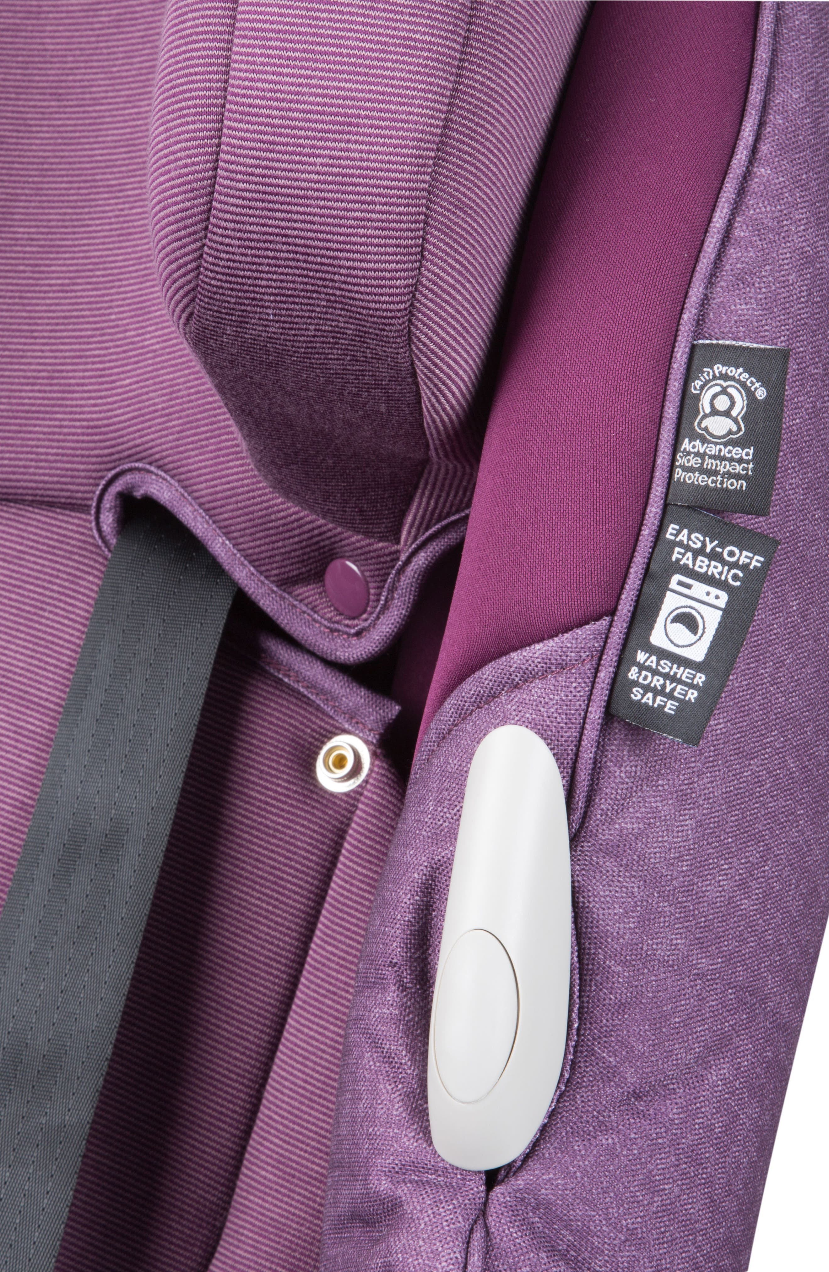 Pria<sup>™</sup> 85 Max Nomad Collection Convertible Car Seat,                             Alternate thumbnail 3, color,                             Nomad Purple