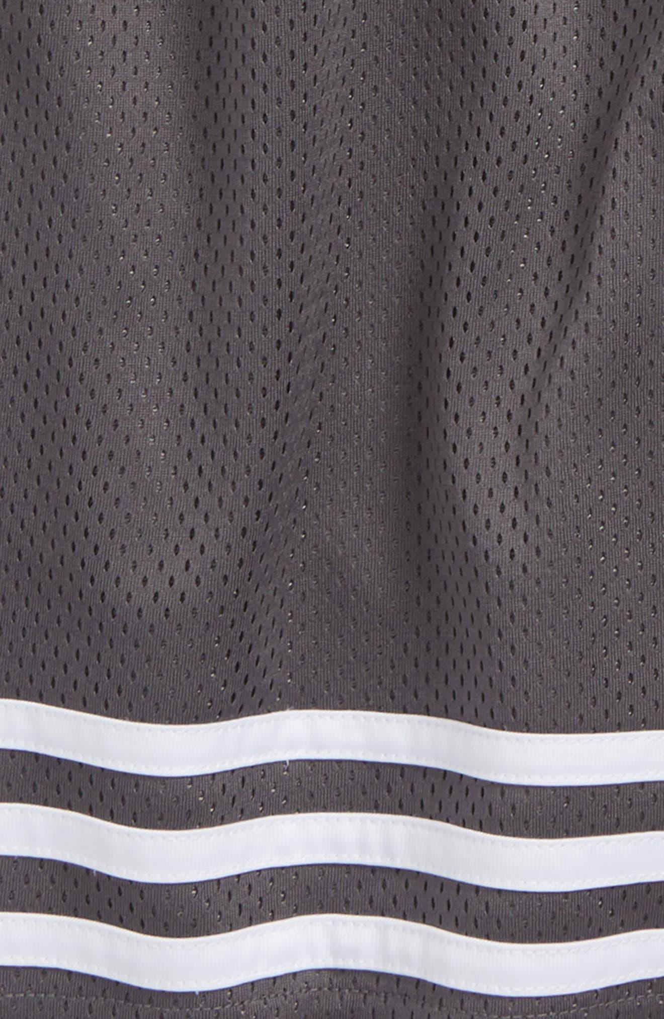 Replenishment Defender Shorts,                             Alternate thumbnail 3, color,                             Dark Grey