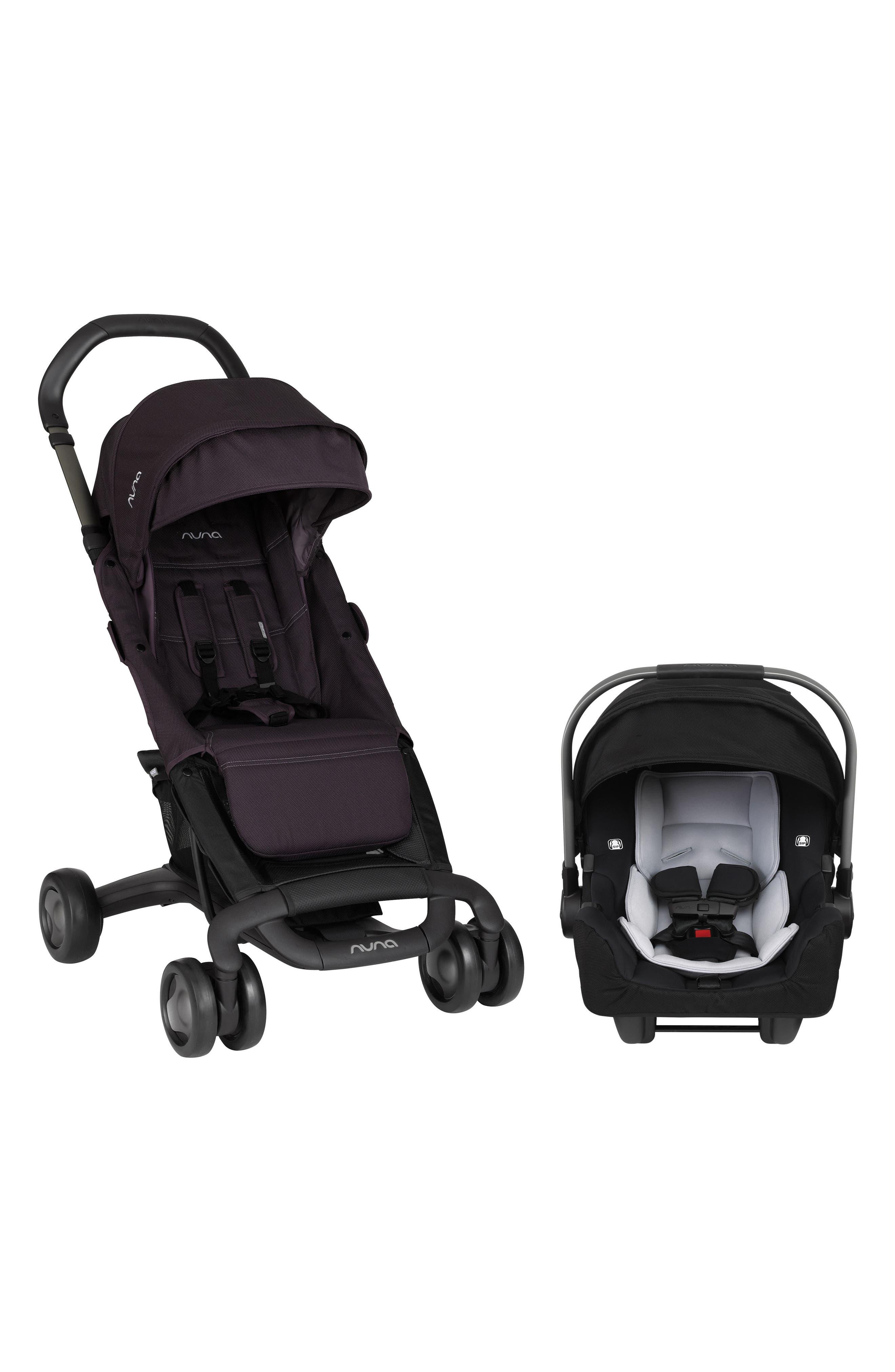Alternate Image 1 Selected - nuna PEPP™ Stroller & PIPA™ Car Seat Travel System