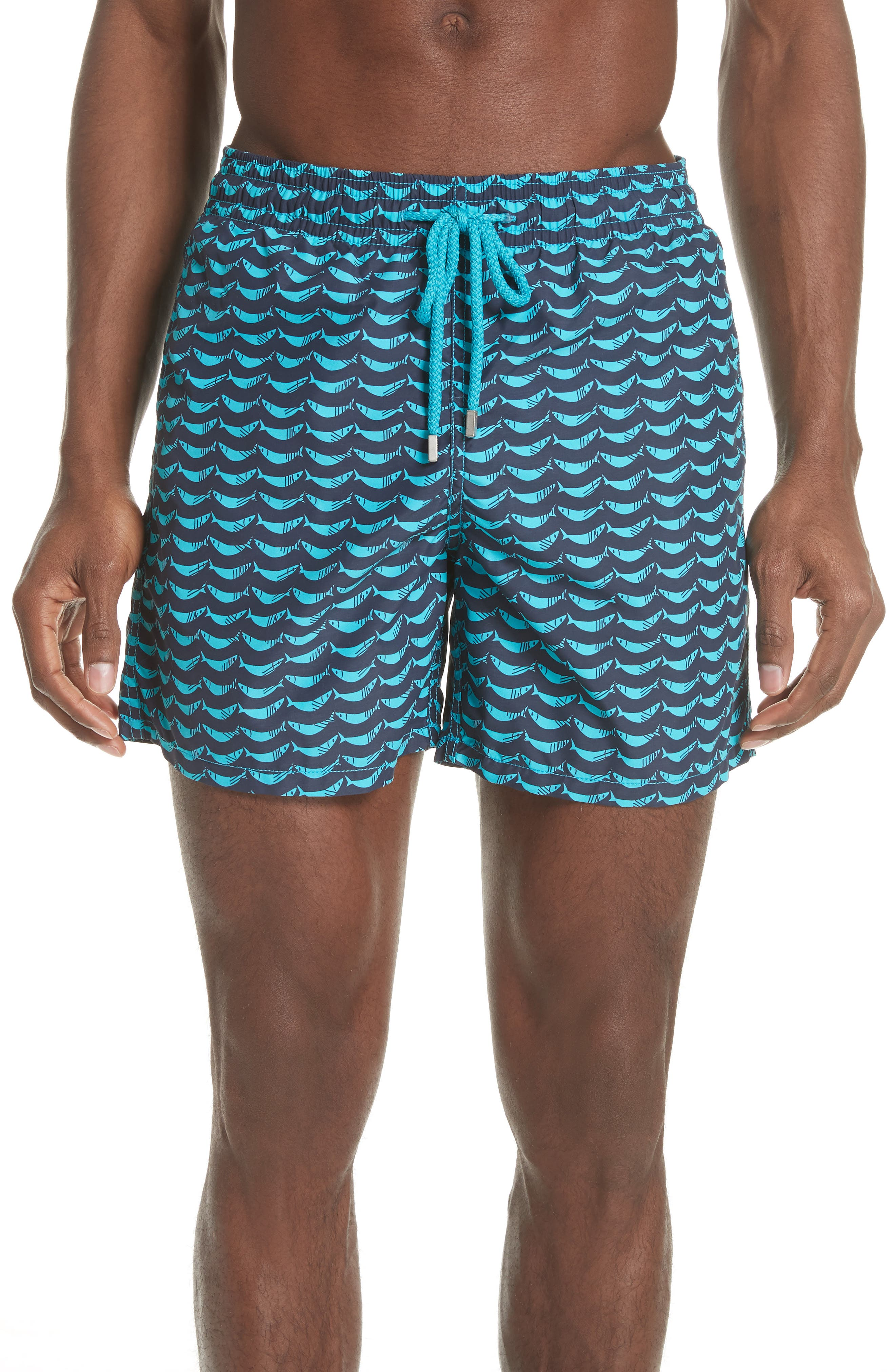 Alternate Image 1 Selected - Vilebrequin Possion Shamac Print Swim Trunks