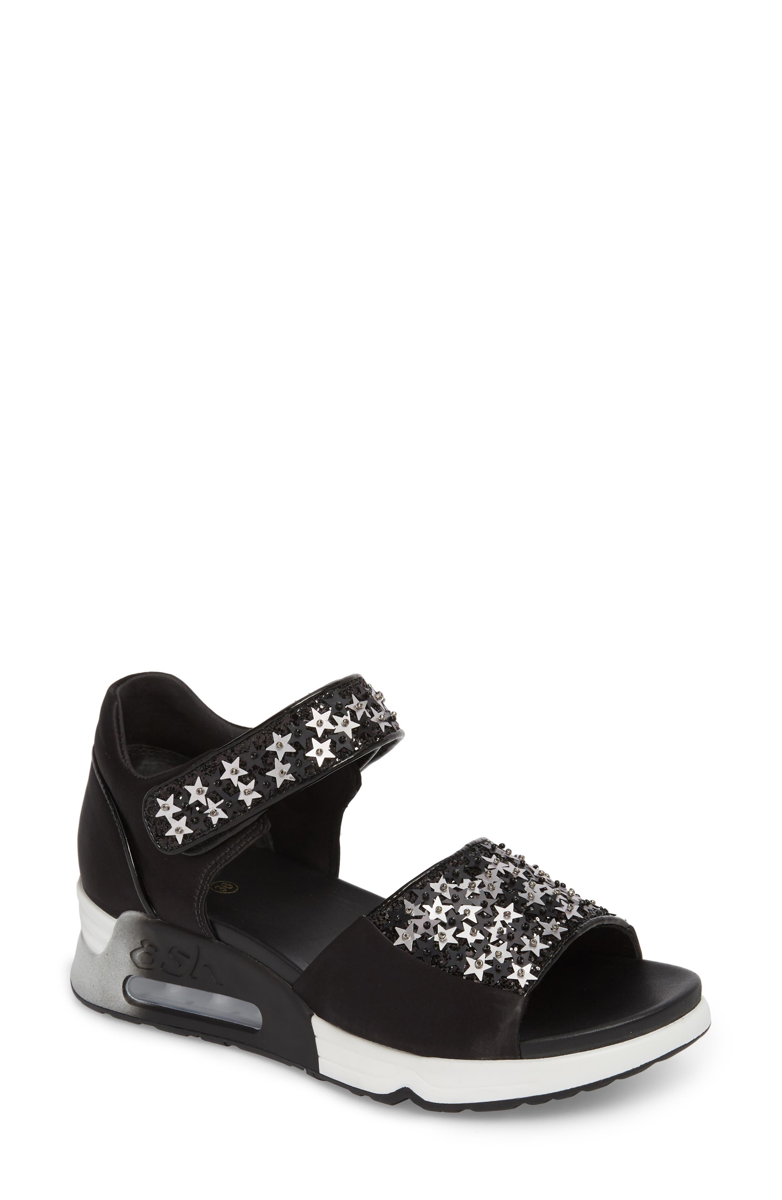 Alternate Image 1 Selected - Ash Lotus Star Sandal (Women)