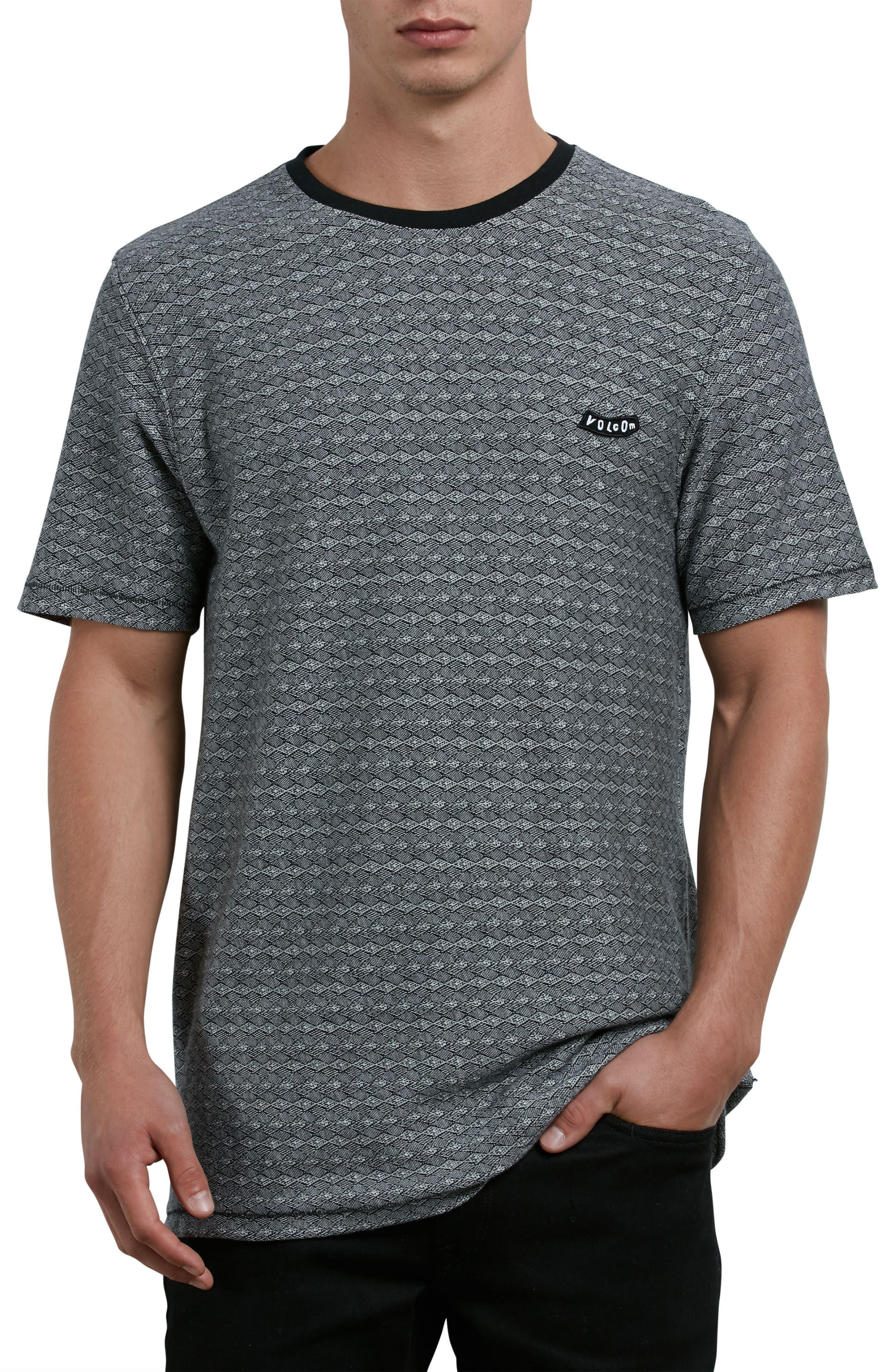 Chadwell Crewneck T-Shirt,                             Main thumbnail 1, color,                             Stealth