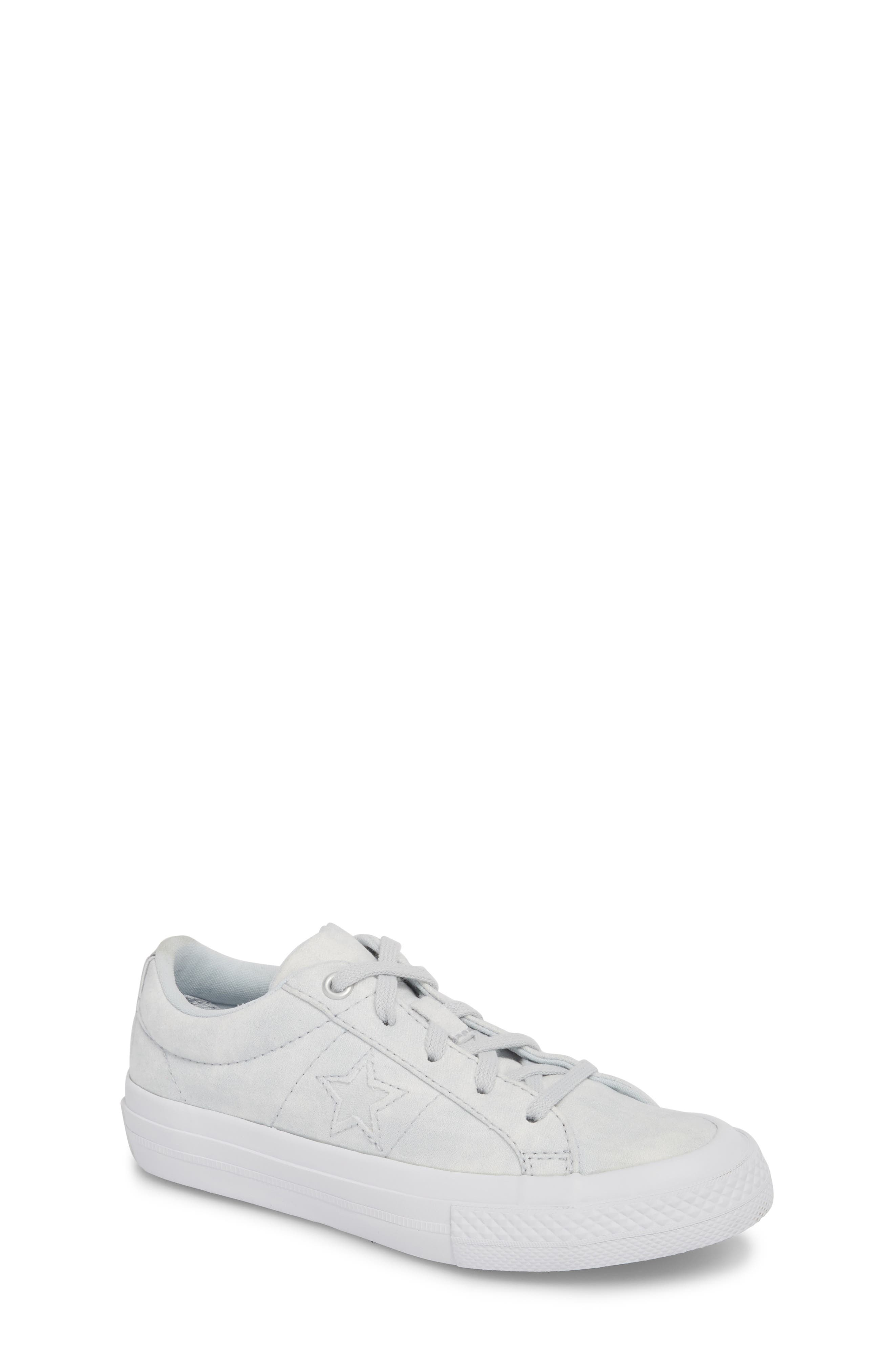 Converse Chuck Taylor® All Star® Star Sneaker (Toddler & Little Kid)