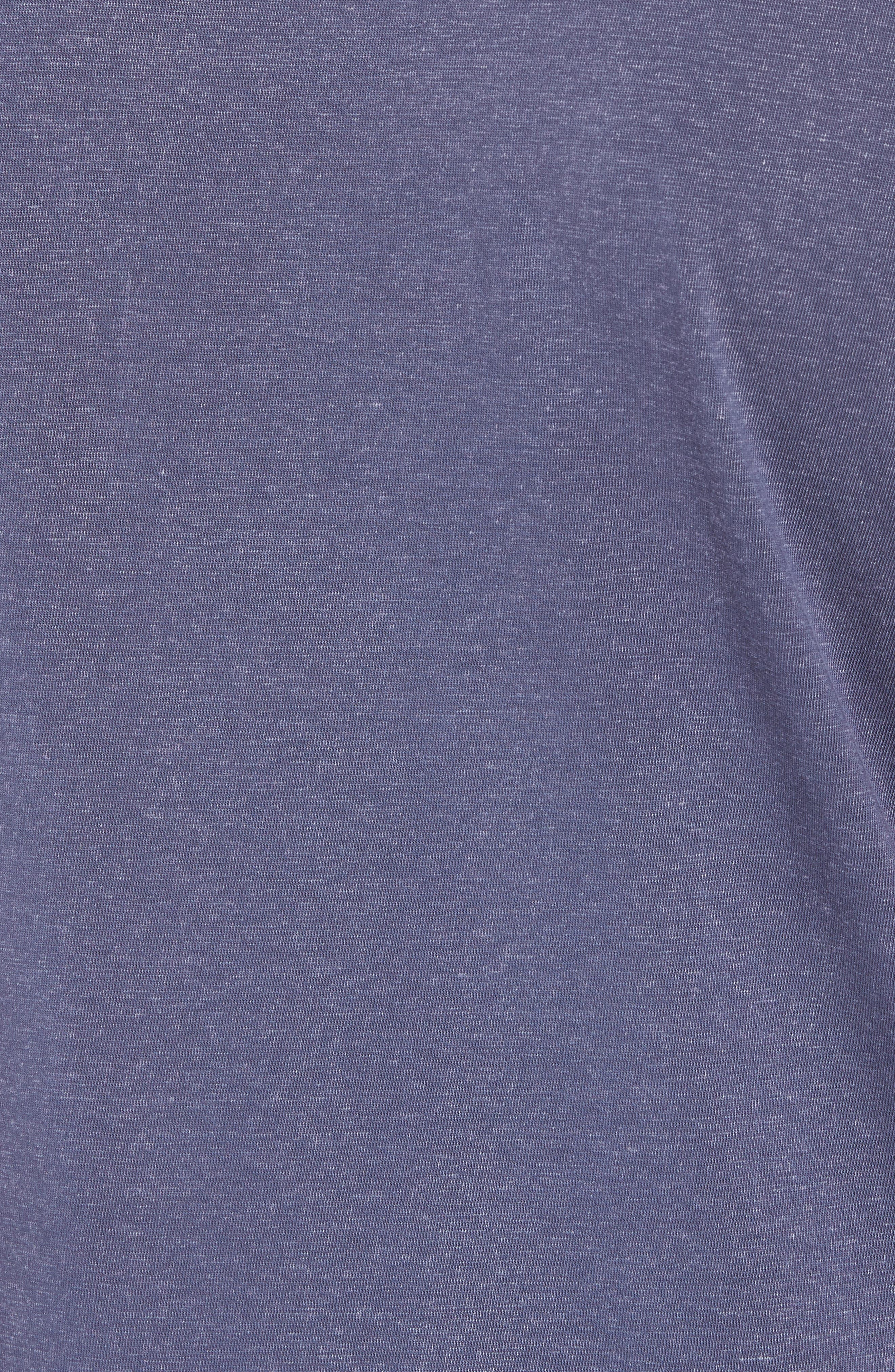Regular Fit Polo,                             Alternate thumbnail 5, color,                             Dry Lavender