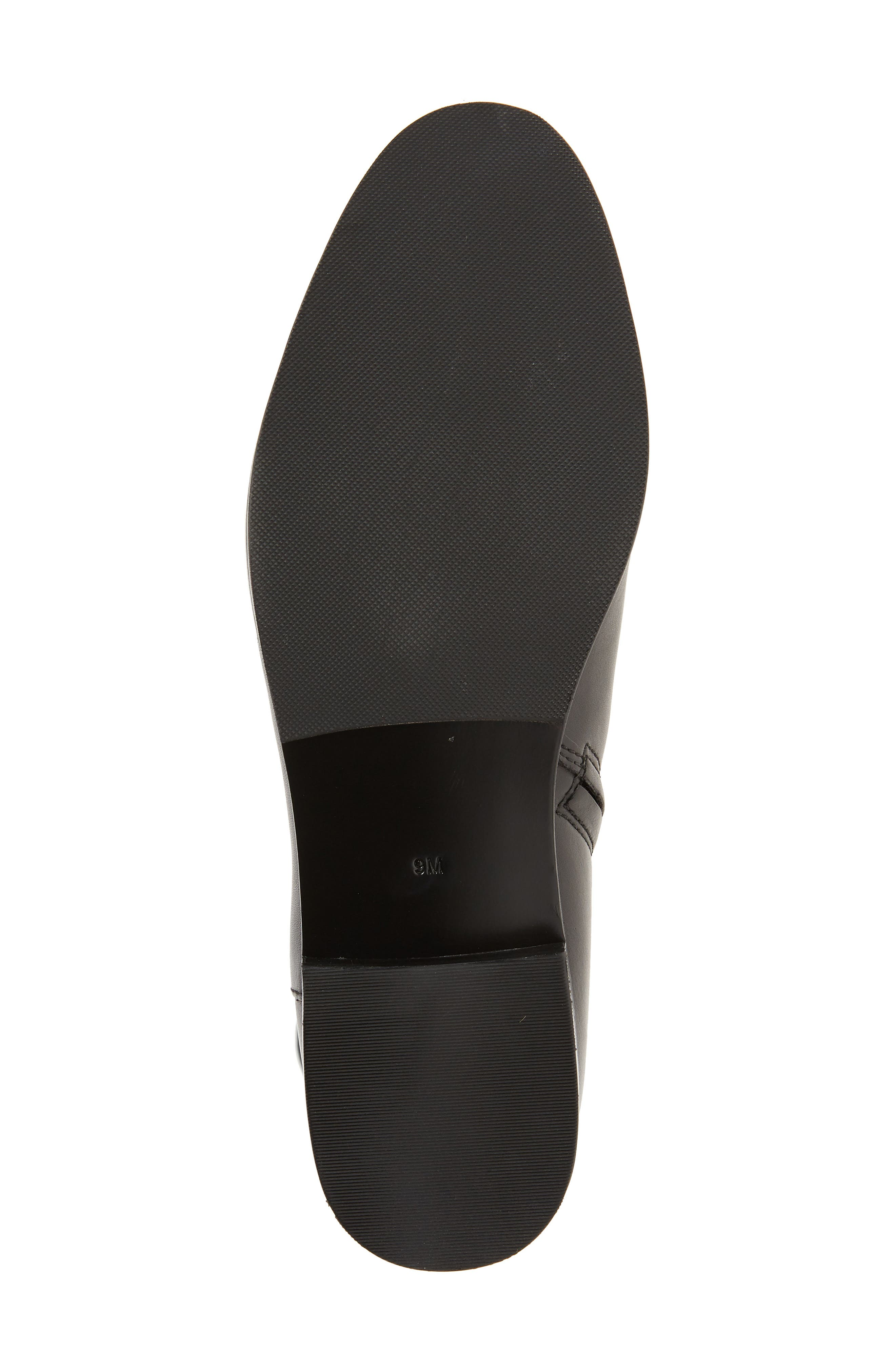 Marsden Over the Knee Boot,                             Alternate thumbnail 6, color,                             Perfect Black
