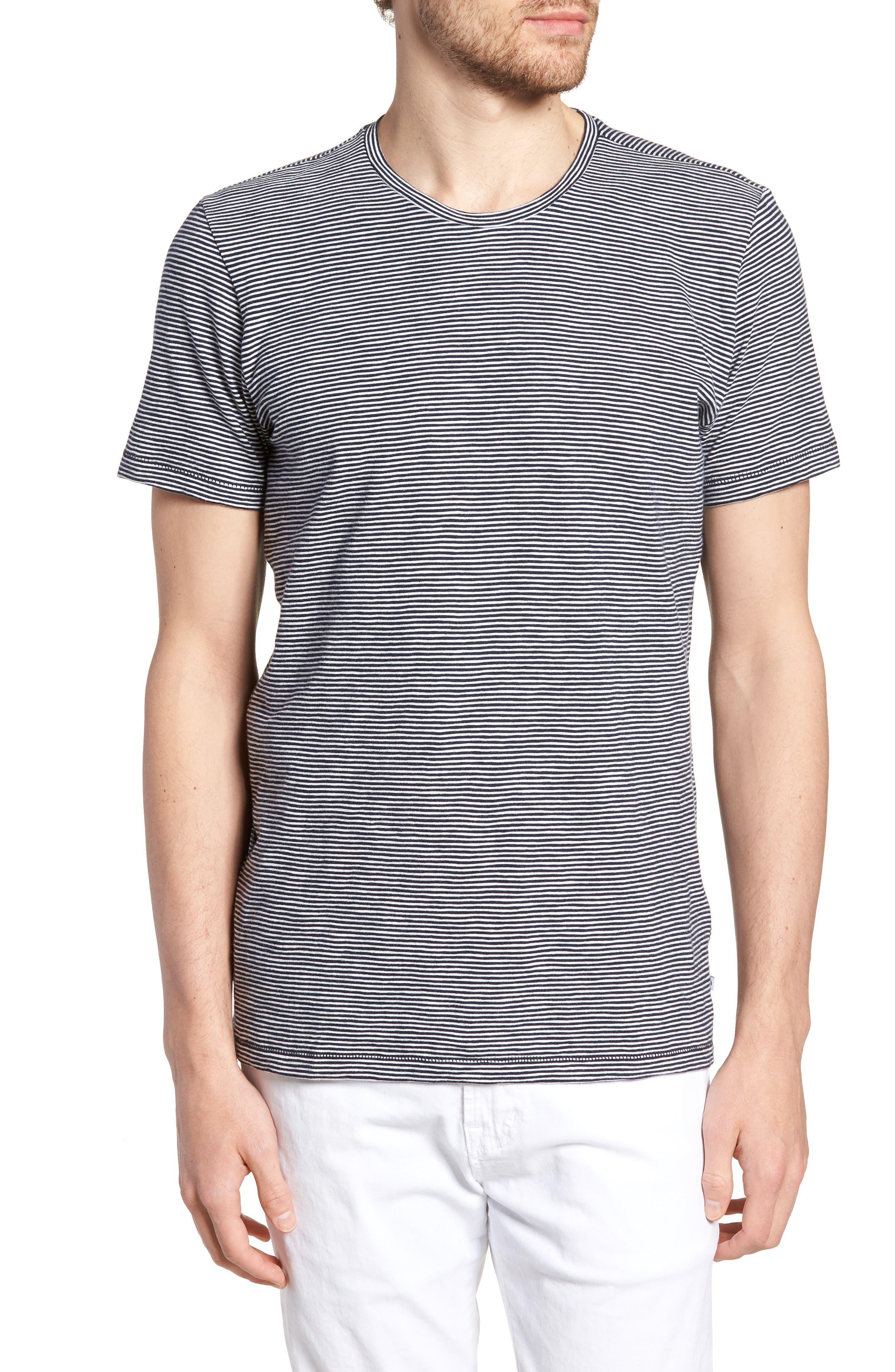 Stripe T-Shirt,                             Main thumbnail 1, color,                             Paddleboard Stripe Tee