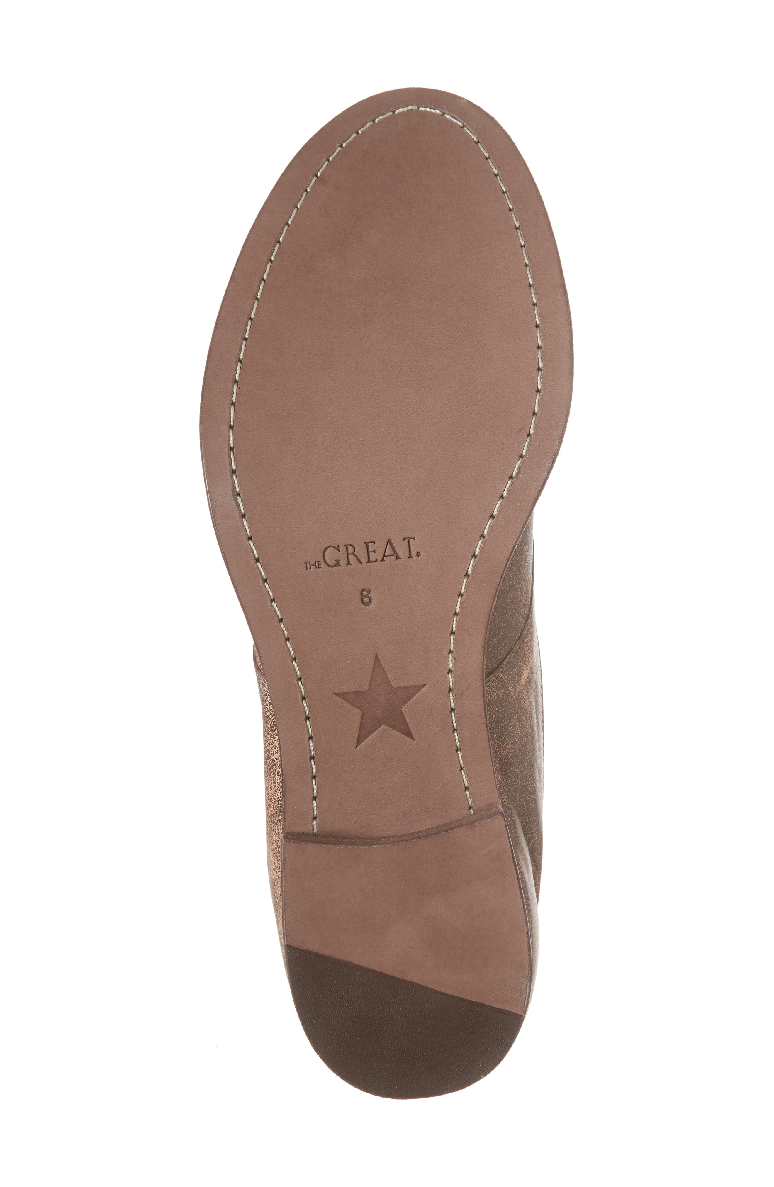 Boxcar Lace-Up Boot,                             Alternate thumbnail 6, color,                             Cordovan