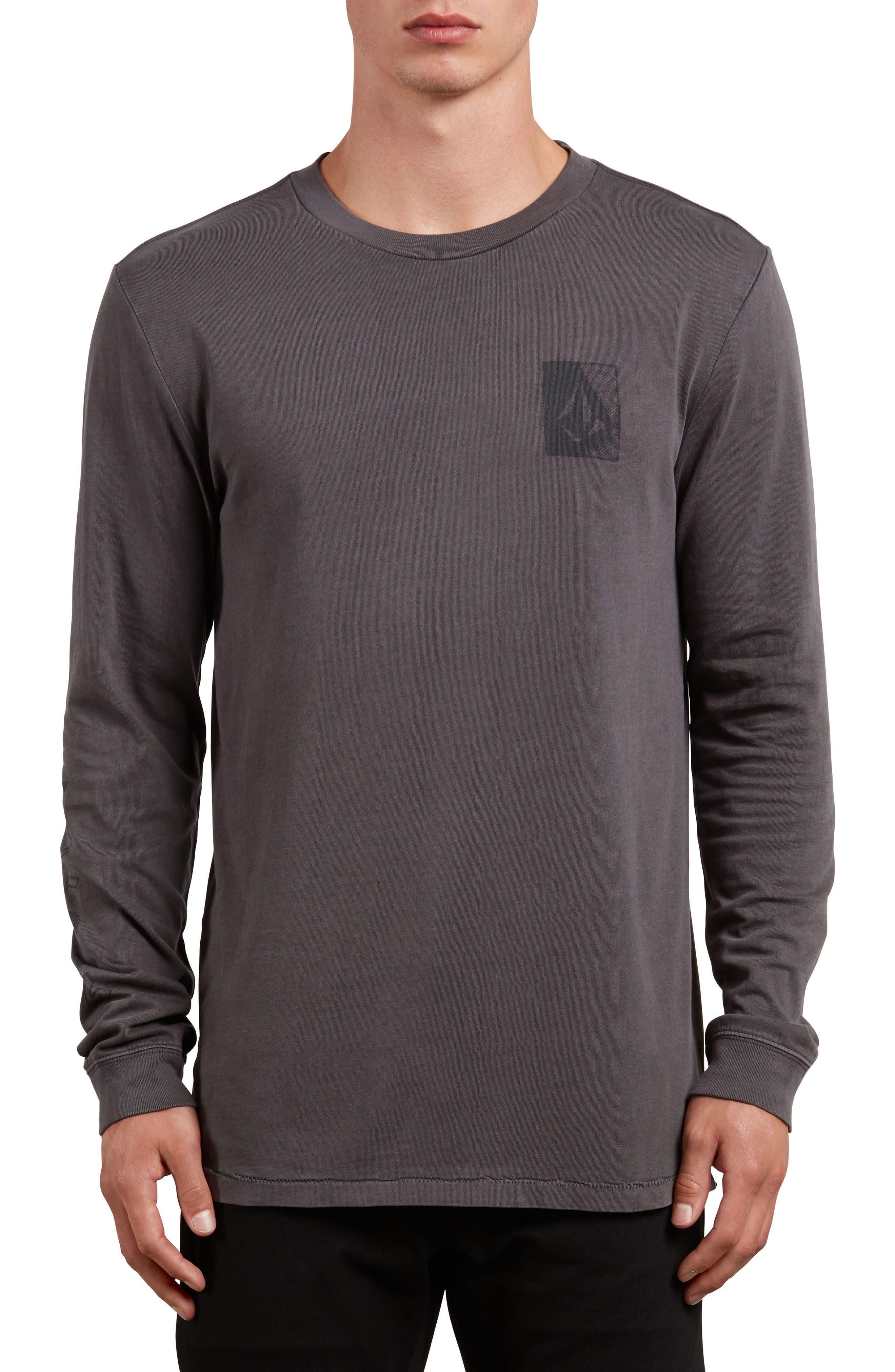 Freestate Knit T-Shirt,                             Main thumbnail 1, color,                             Black