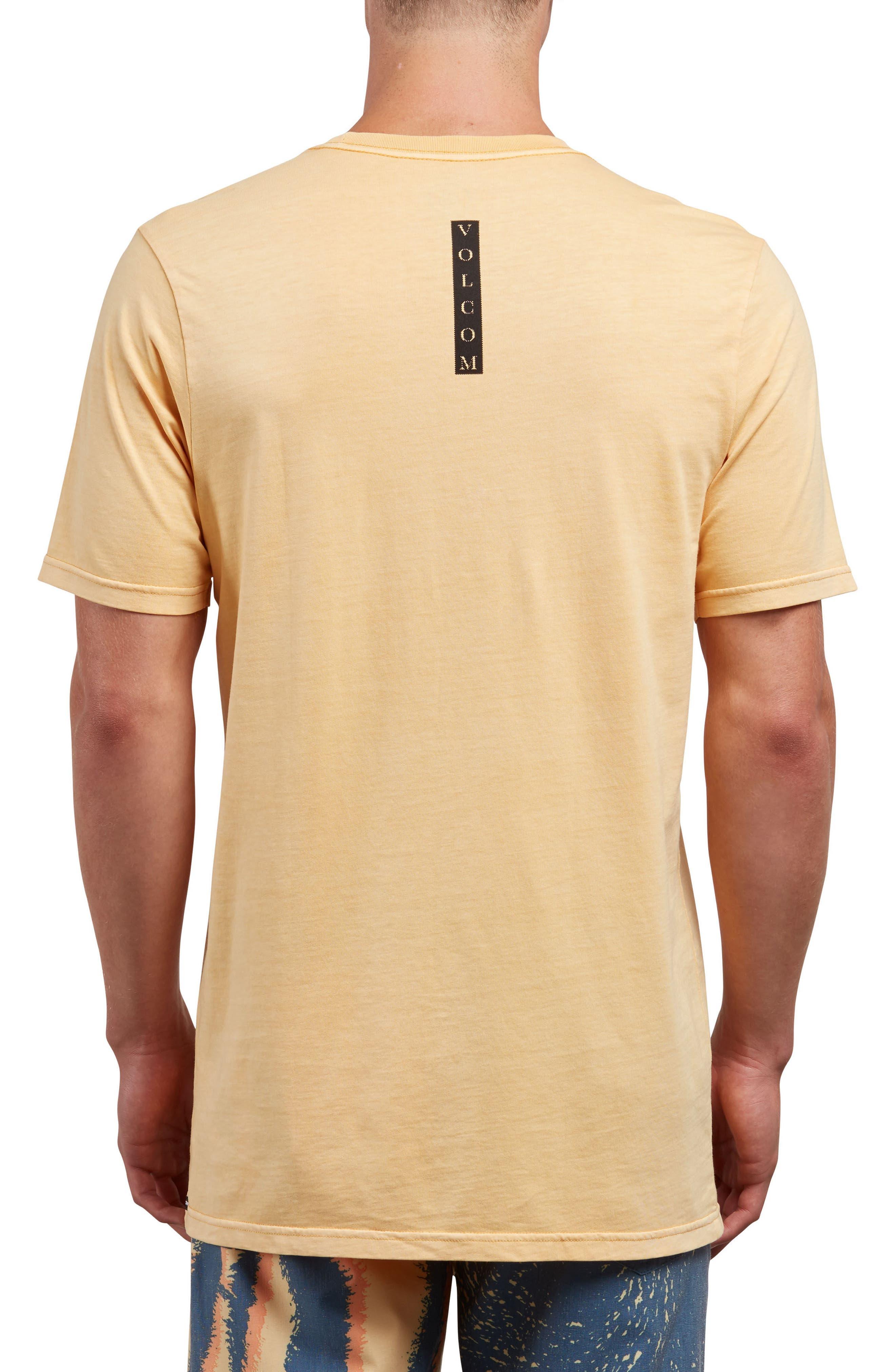 Engulf T-Shirt,                             Alternate thumbnail 2, color,                             Sunburst