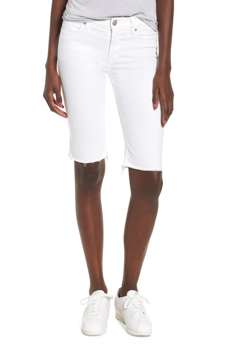 Amelia Cutoff Knee Shorts