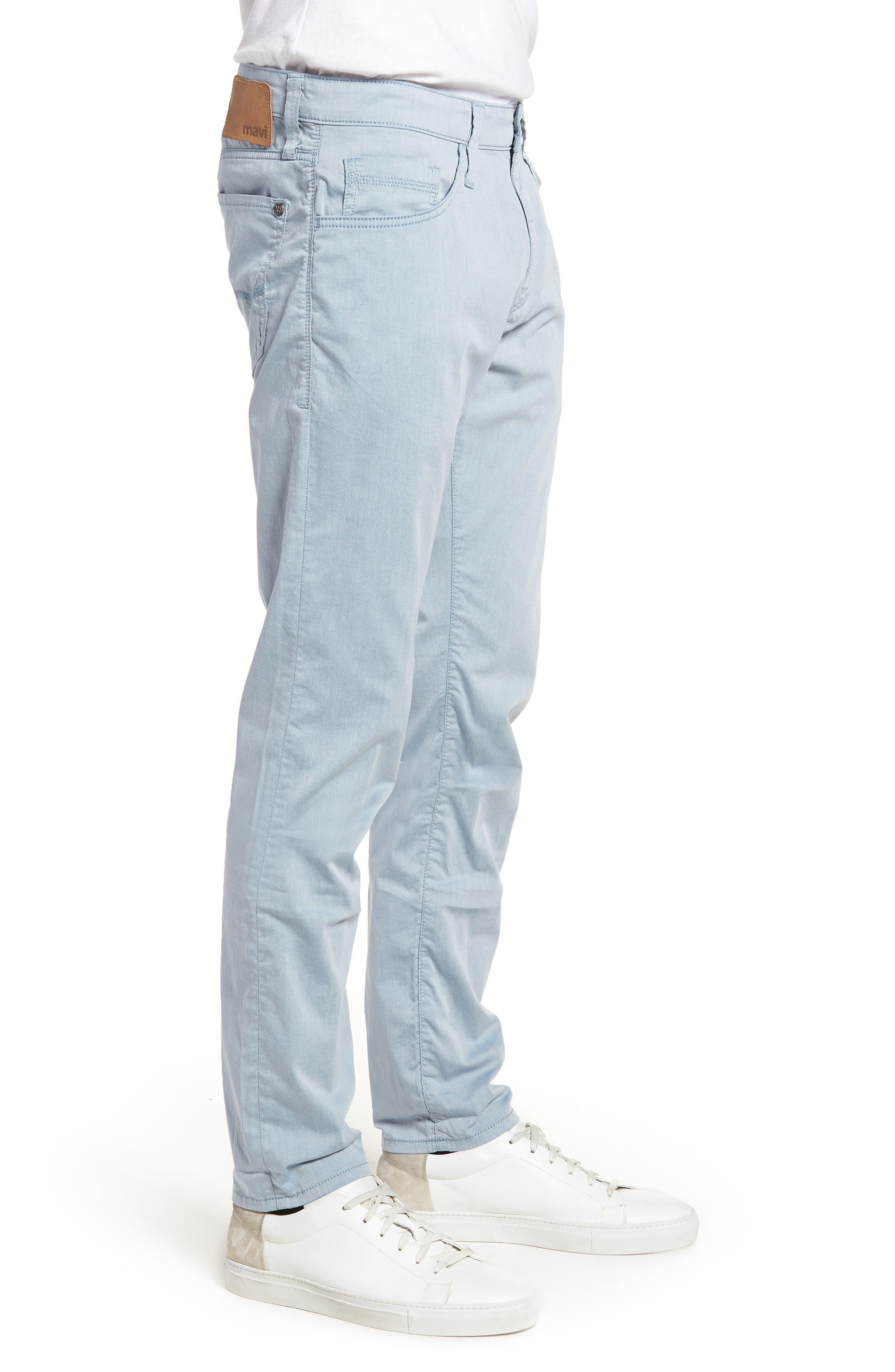 Jake Slim Fit Jeans,                             Alternate thumbnail 3, color,                             Blue Reversed