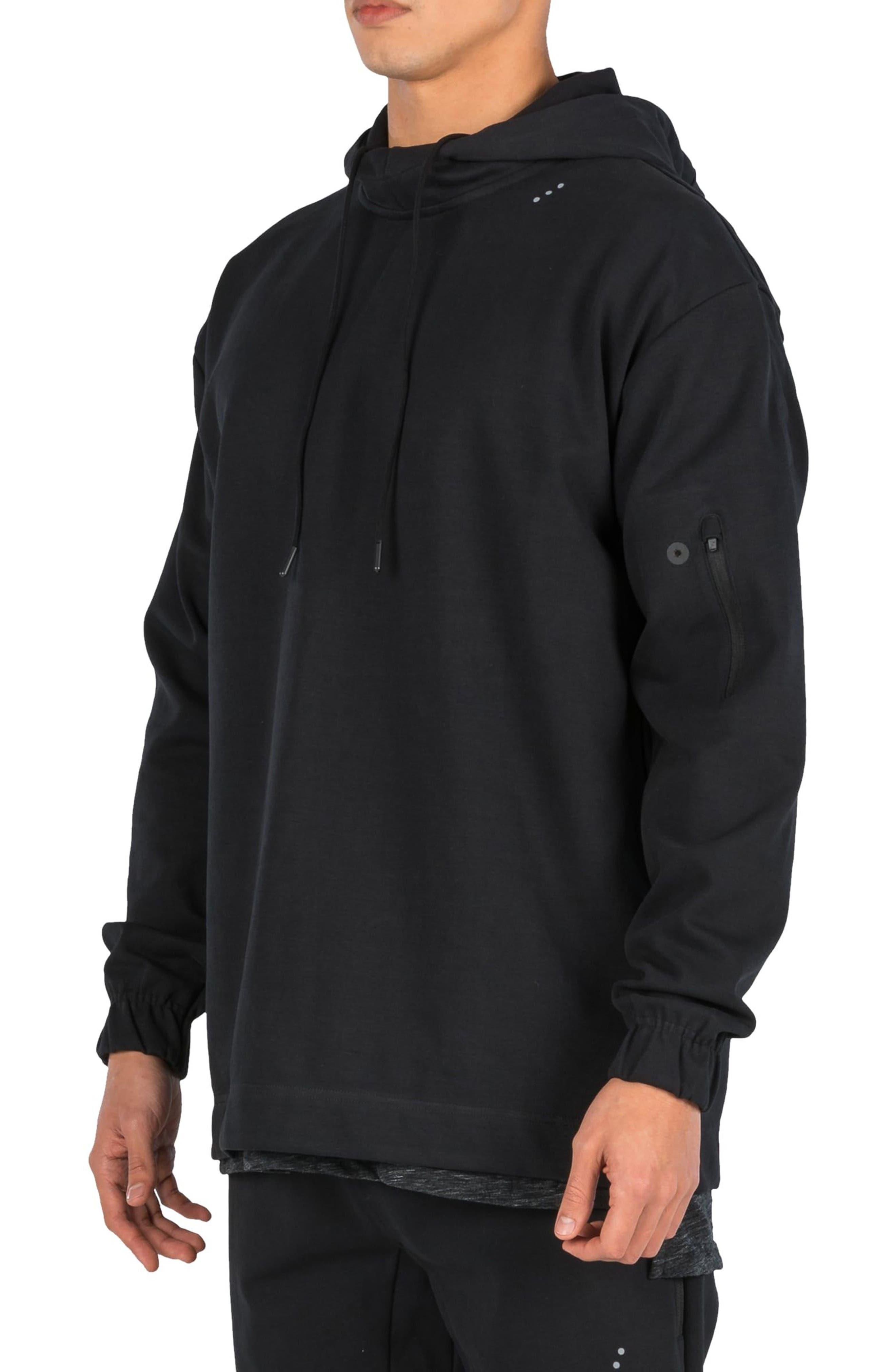 Alternate Image 4  - ZANEROBE REC Tech Hoodie Sweatshirt
