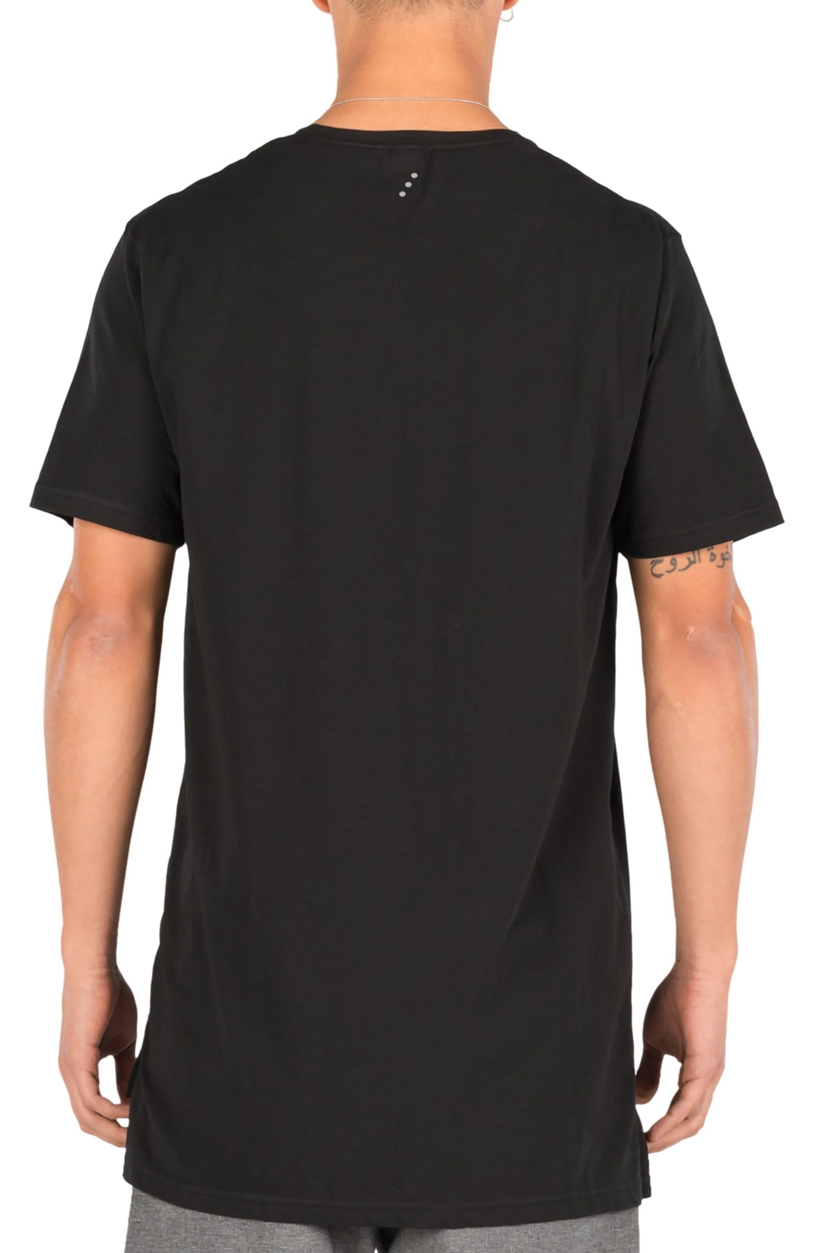 Flintlock Performance T-Shirt,                             Alternate thumbnail 2, color,                             Black