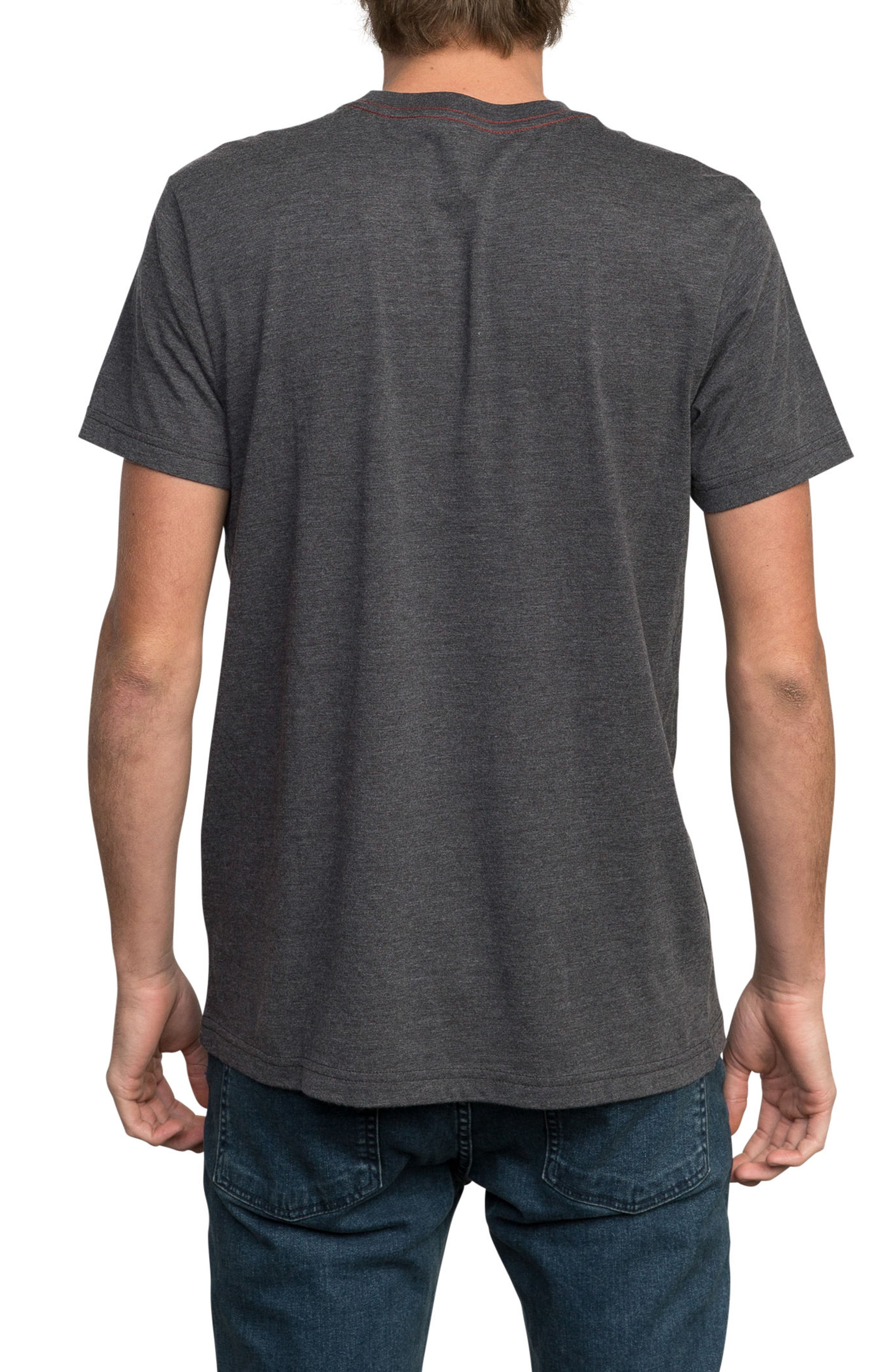 Alternate Image 2  - RVCA Motors Fill-Up T-Shirt