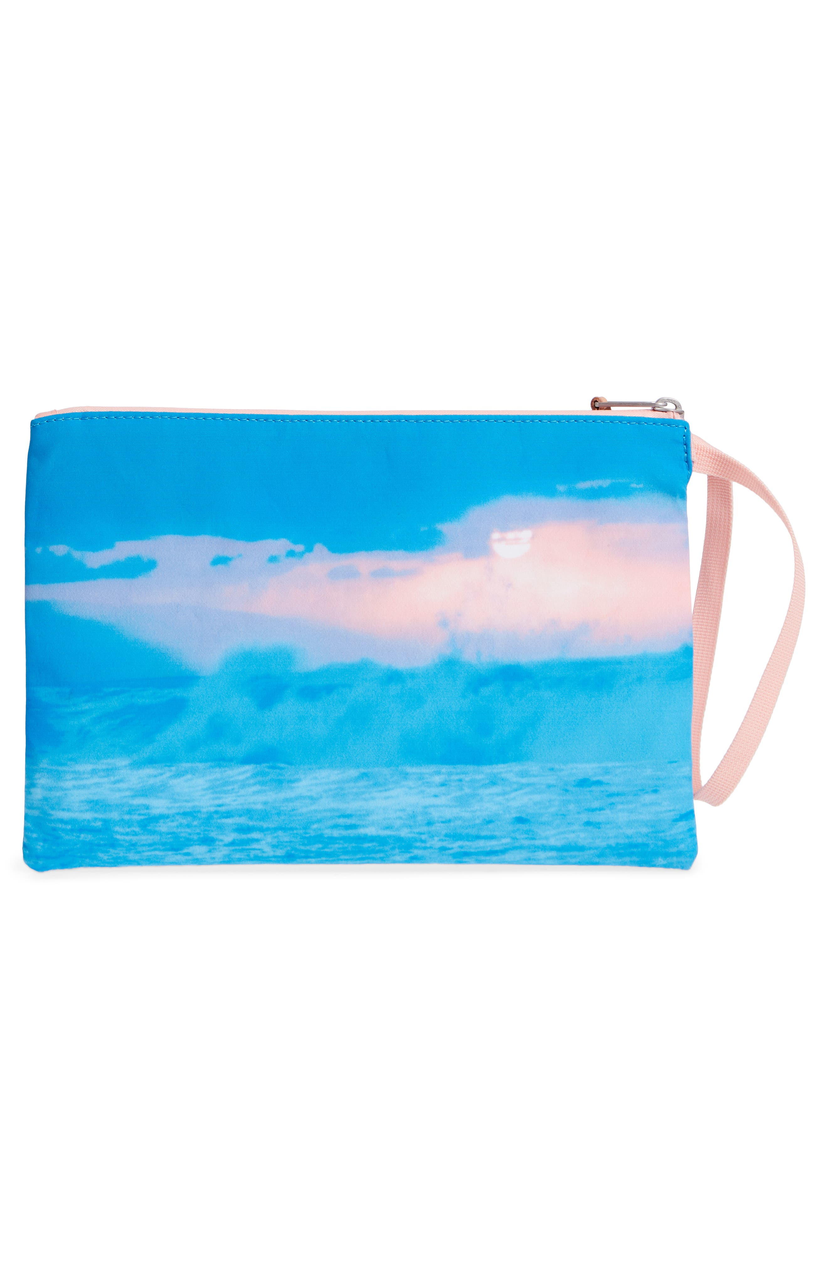 Mirage Network Large Pouch,                             Alternate thumbnail 3, color,                             Wave