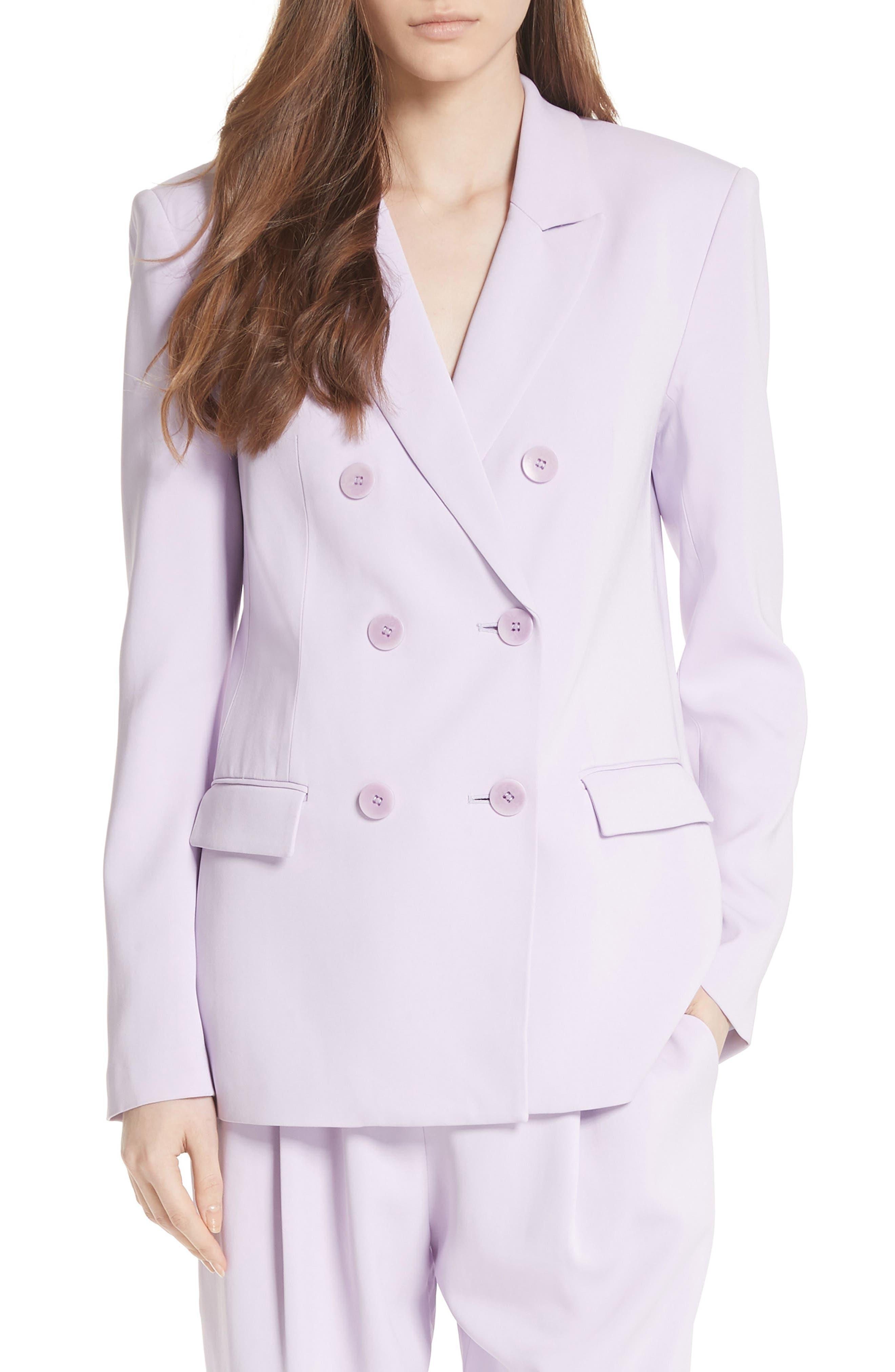 Steward Suit Jacket,                             Main thumbnail 1, color,                             Lavender