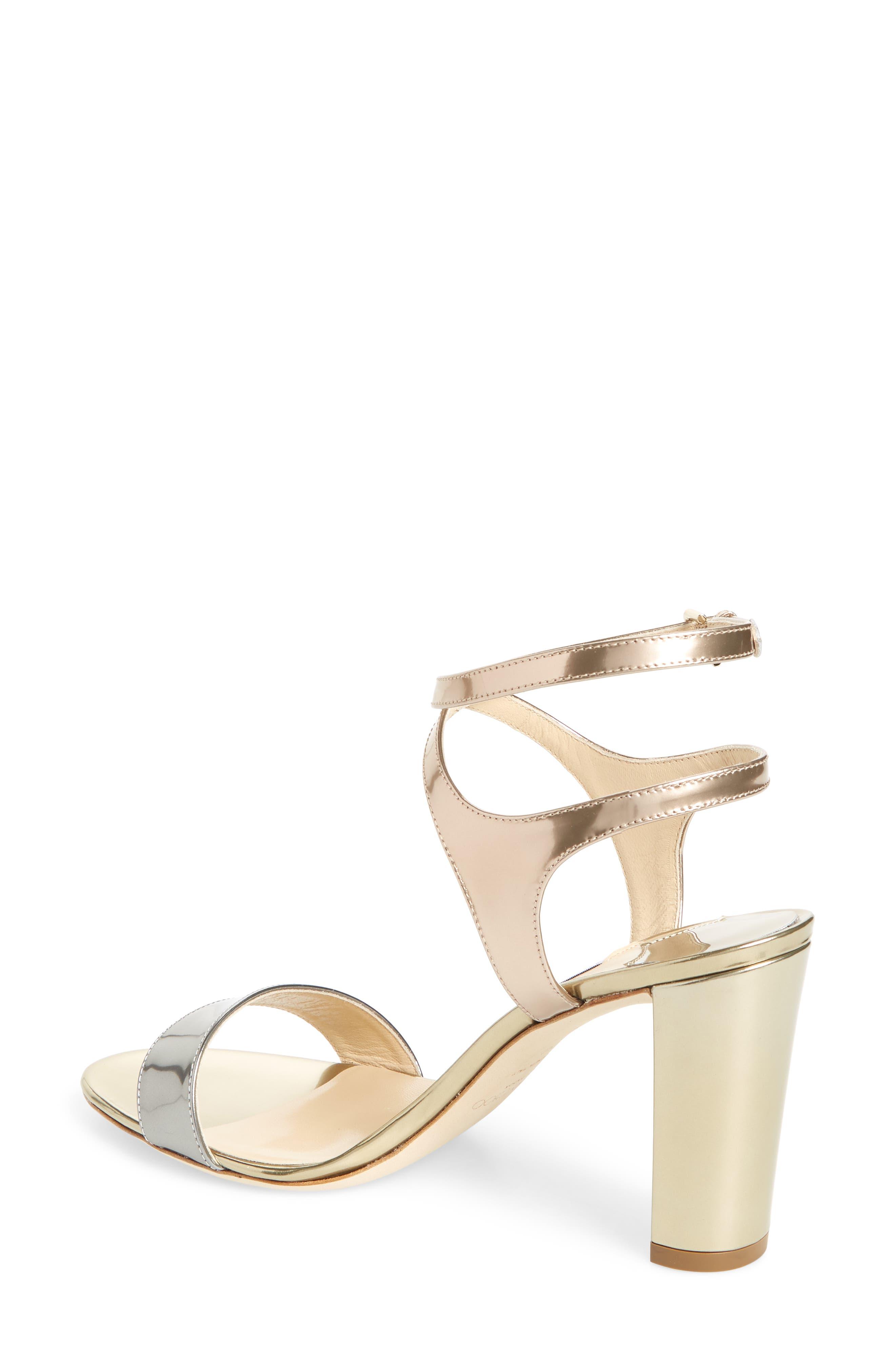 Marine Sandal,                             Alternate thumbnail 2, color,                             Gold