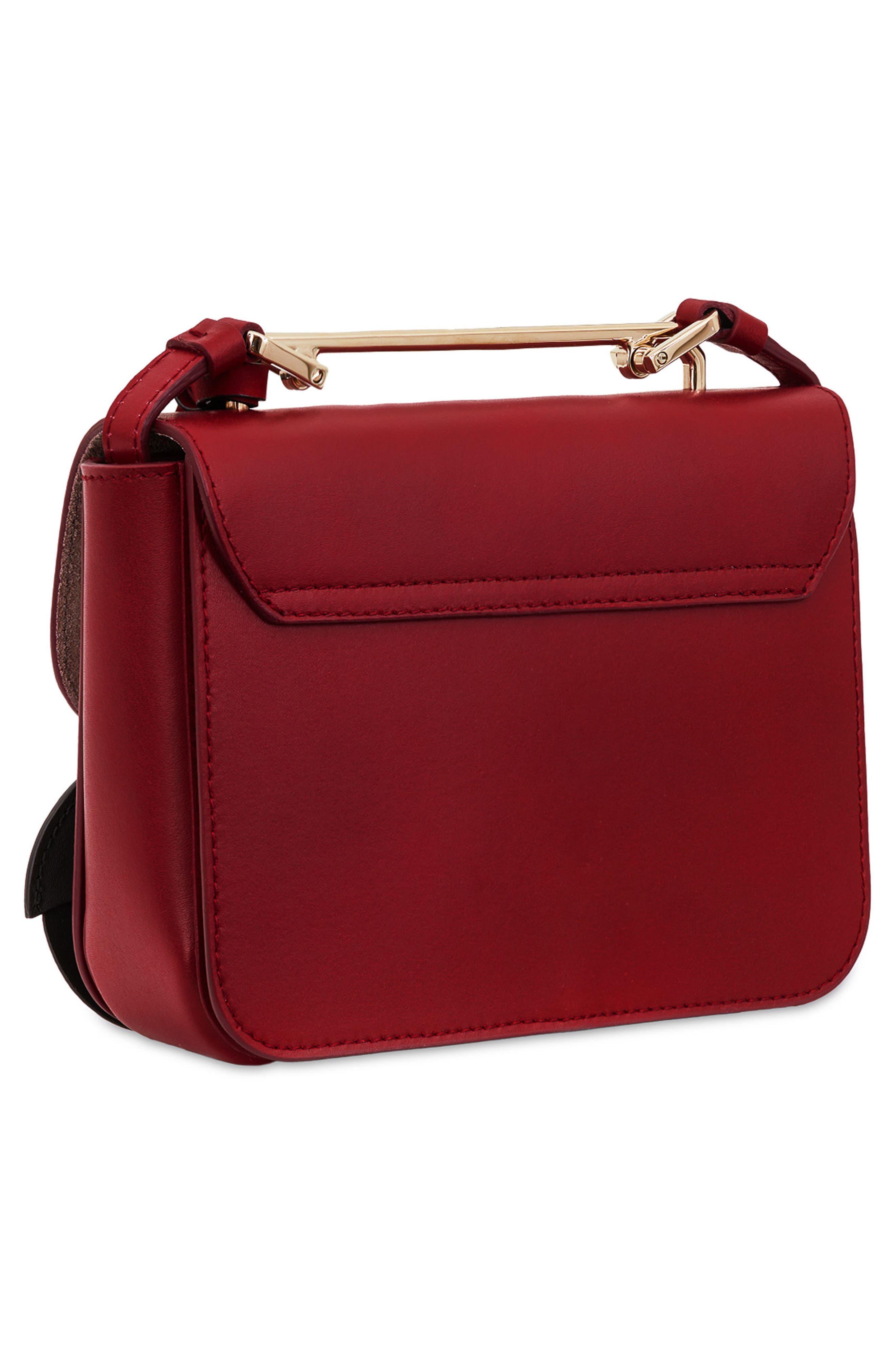 Elisir Mini Crossbody Bag,                             Alternate thumbnail 2, color,                             Ciliegia