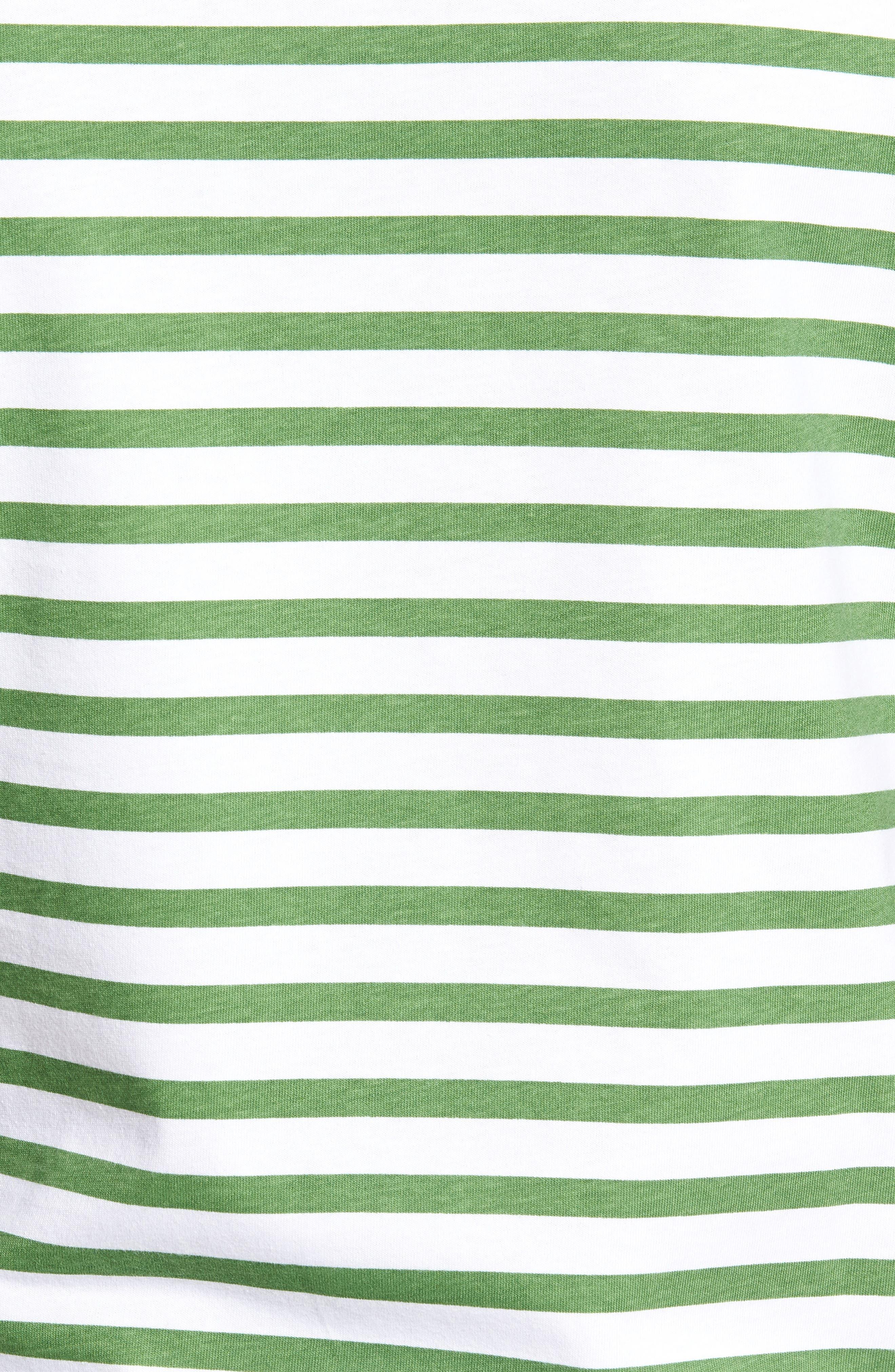 Abalone T-Shirt,                             Alternate thumbnail 5, color,                             Green