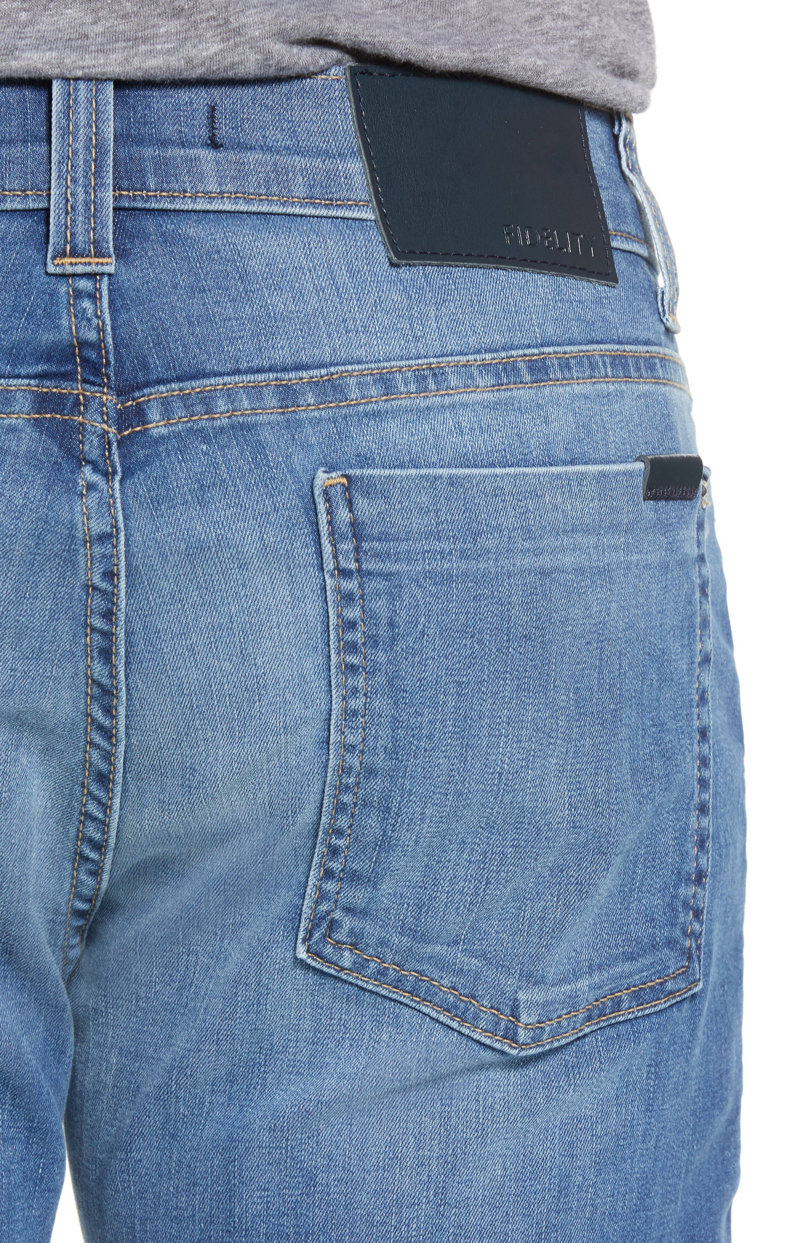 50-11 Relaxed Fit Jeans,                             Alternate thumbnail 4, color,                             Elysium