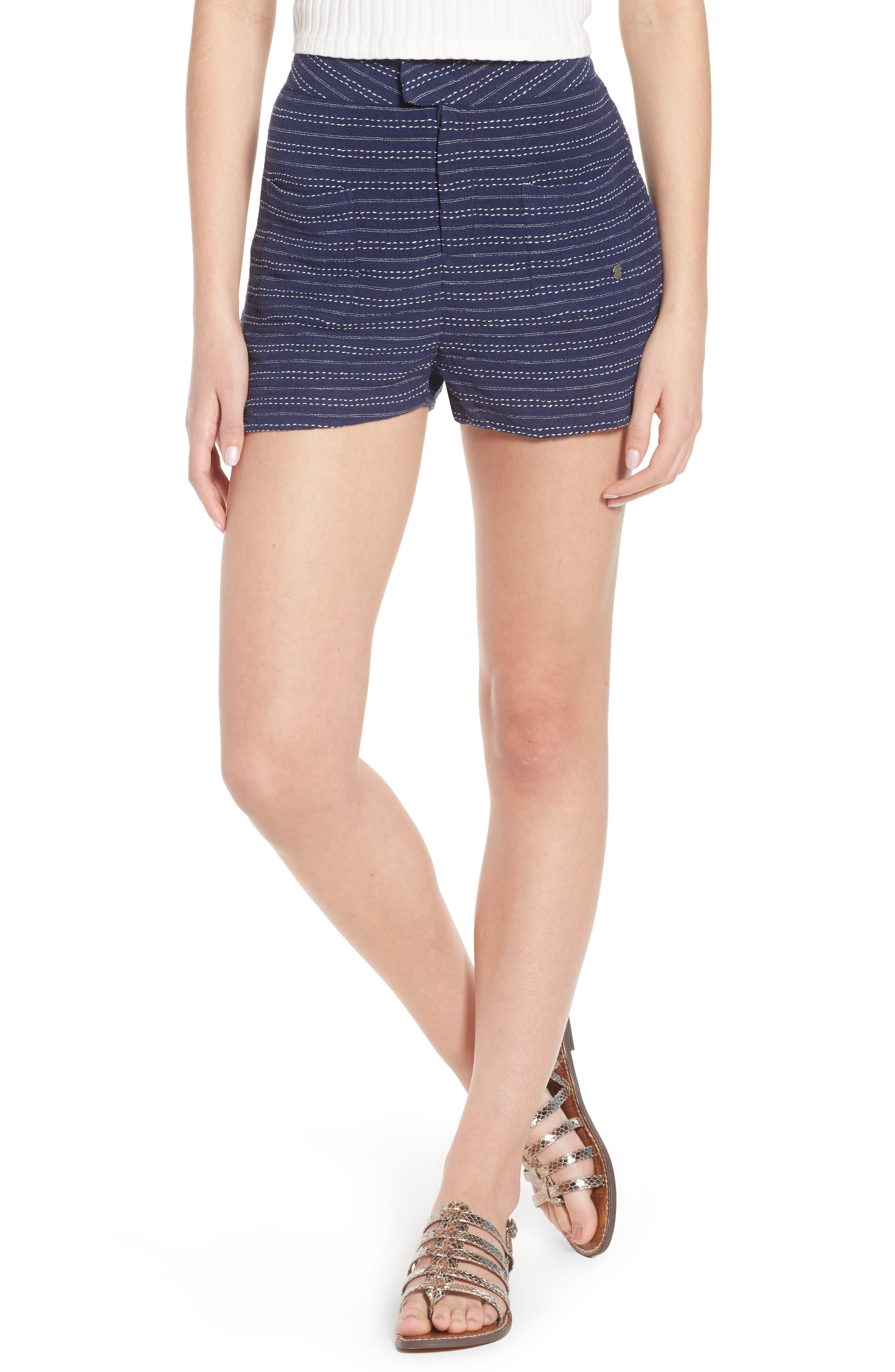 Blue Colorado River Shorts,                         Main,                         color, Dress Blues