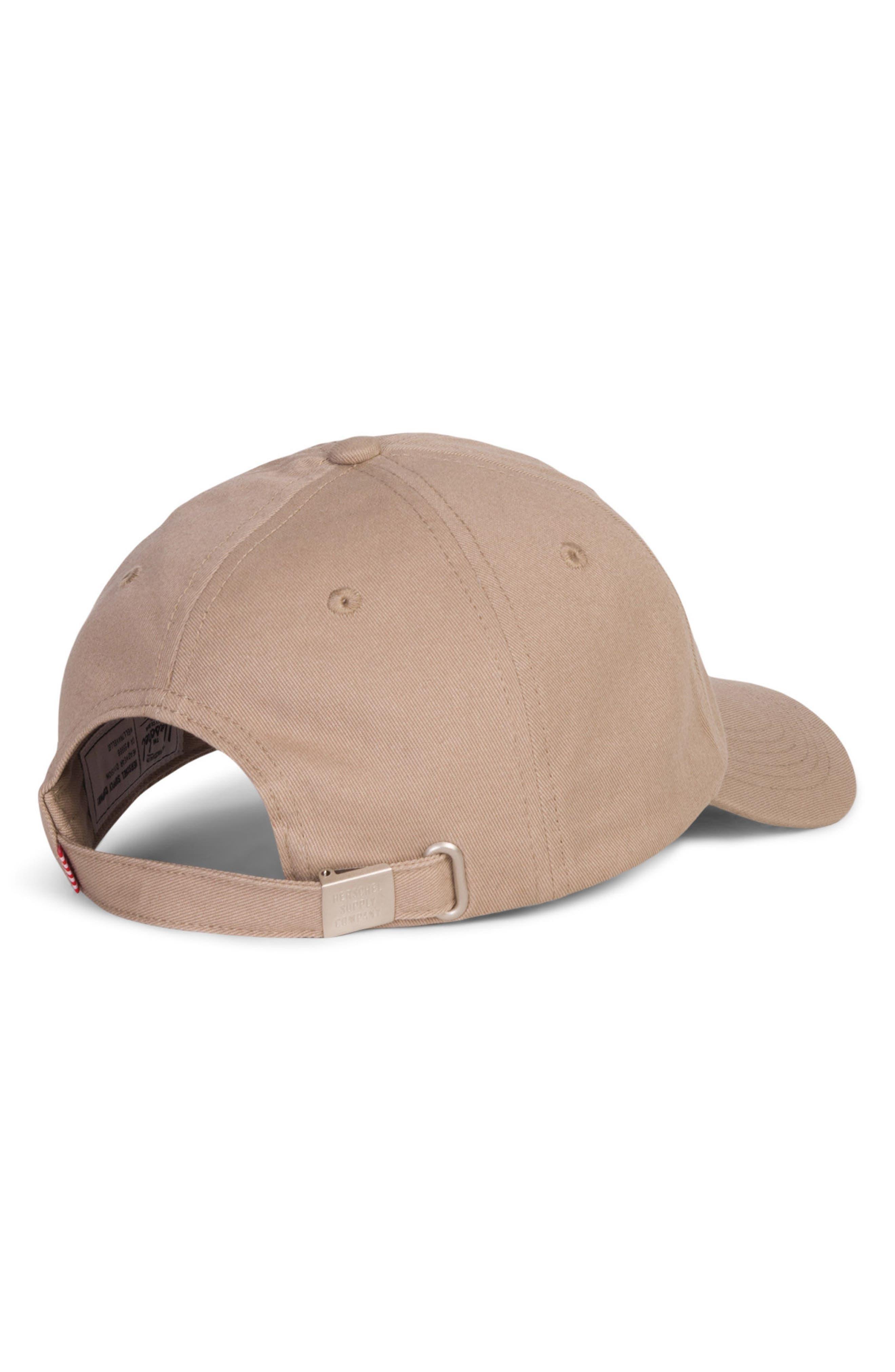 Sylas Baseball Cap,                             Alternate thumbnail 2, color,                             Khaki