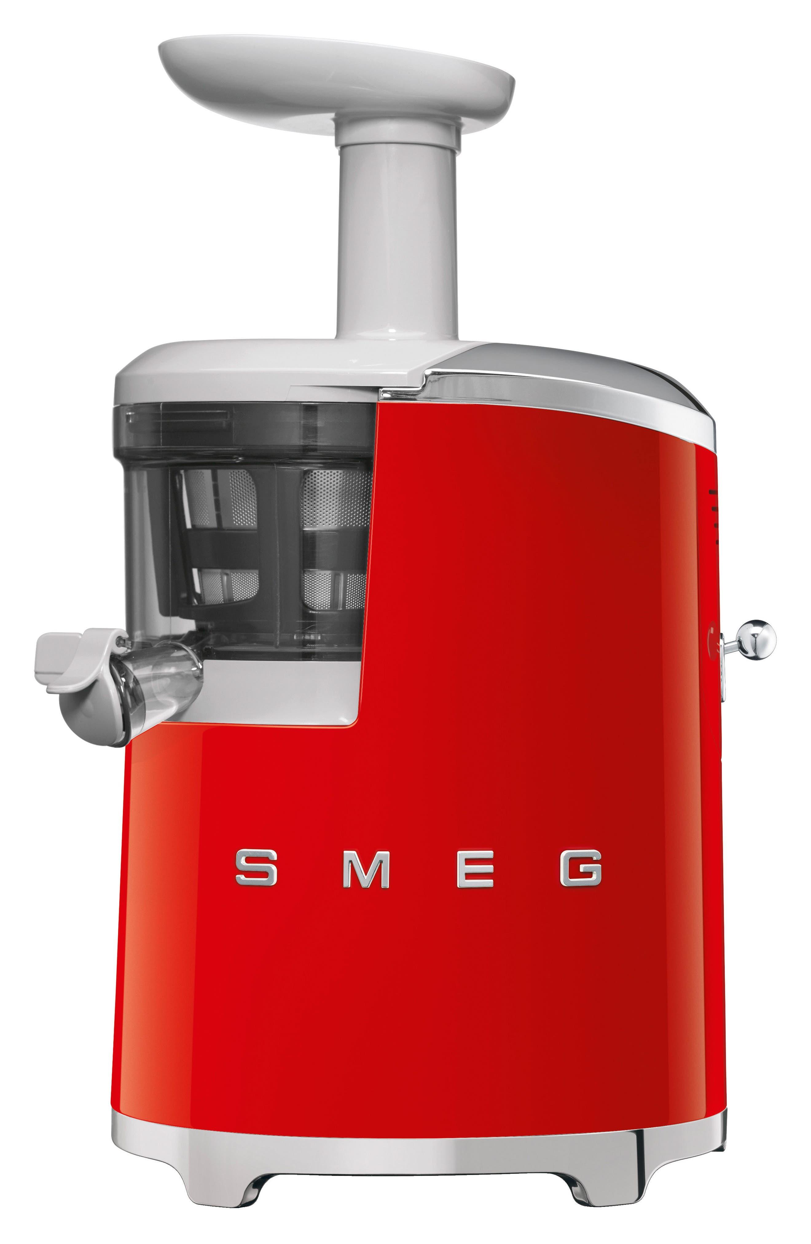 smeg 50s Retro Style Slow Juicer