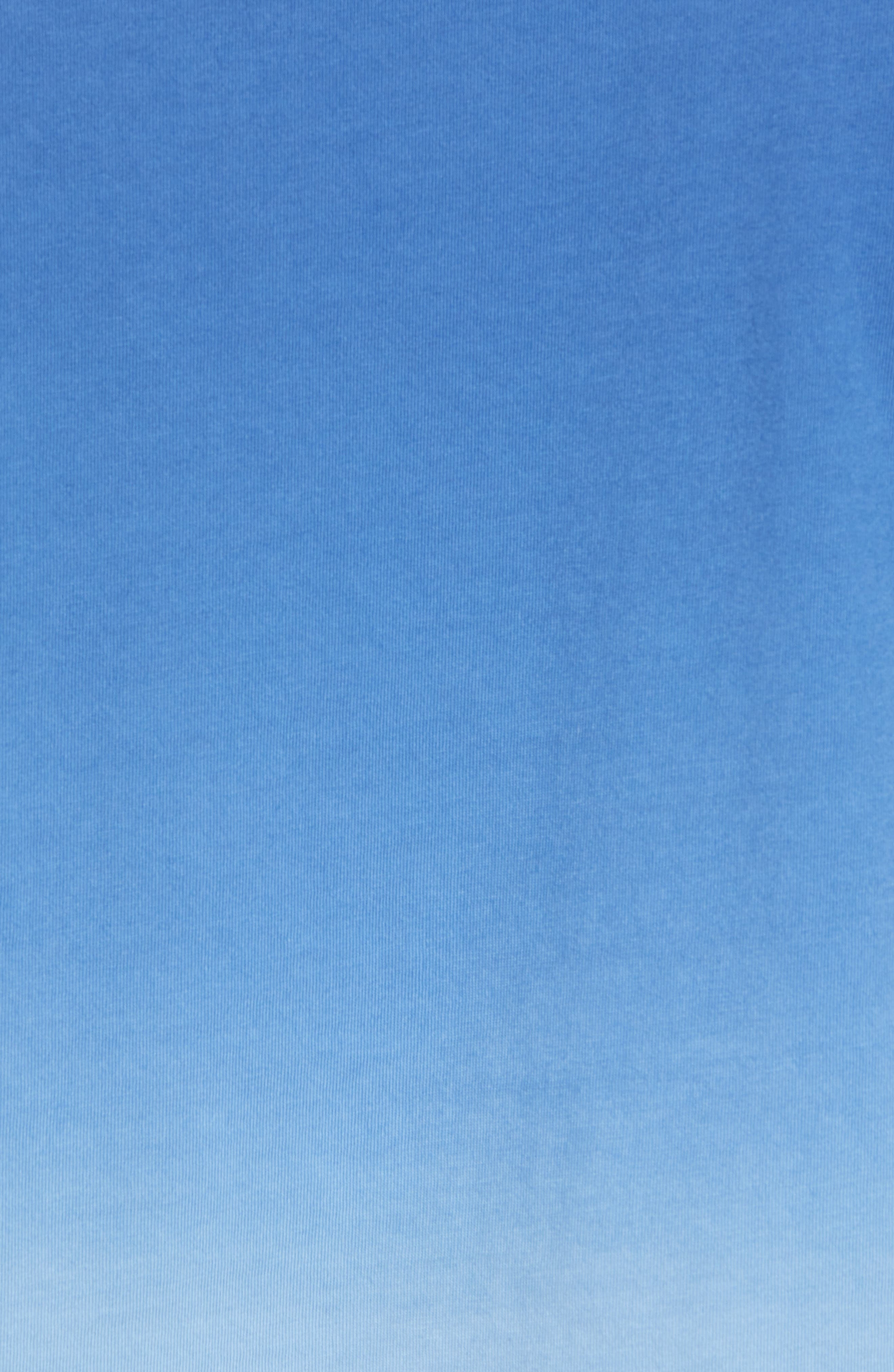Canton Dip Dye V-Neck T-Shirt,                             Alternate thumbnail 5, color,                             Blue