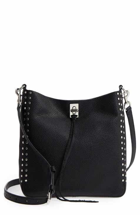 Rebecca Minkoff Small Darren Leather Feed Bag 5bb2ca75e0eee