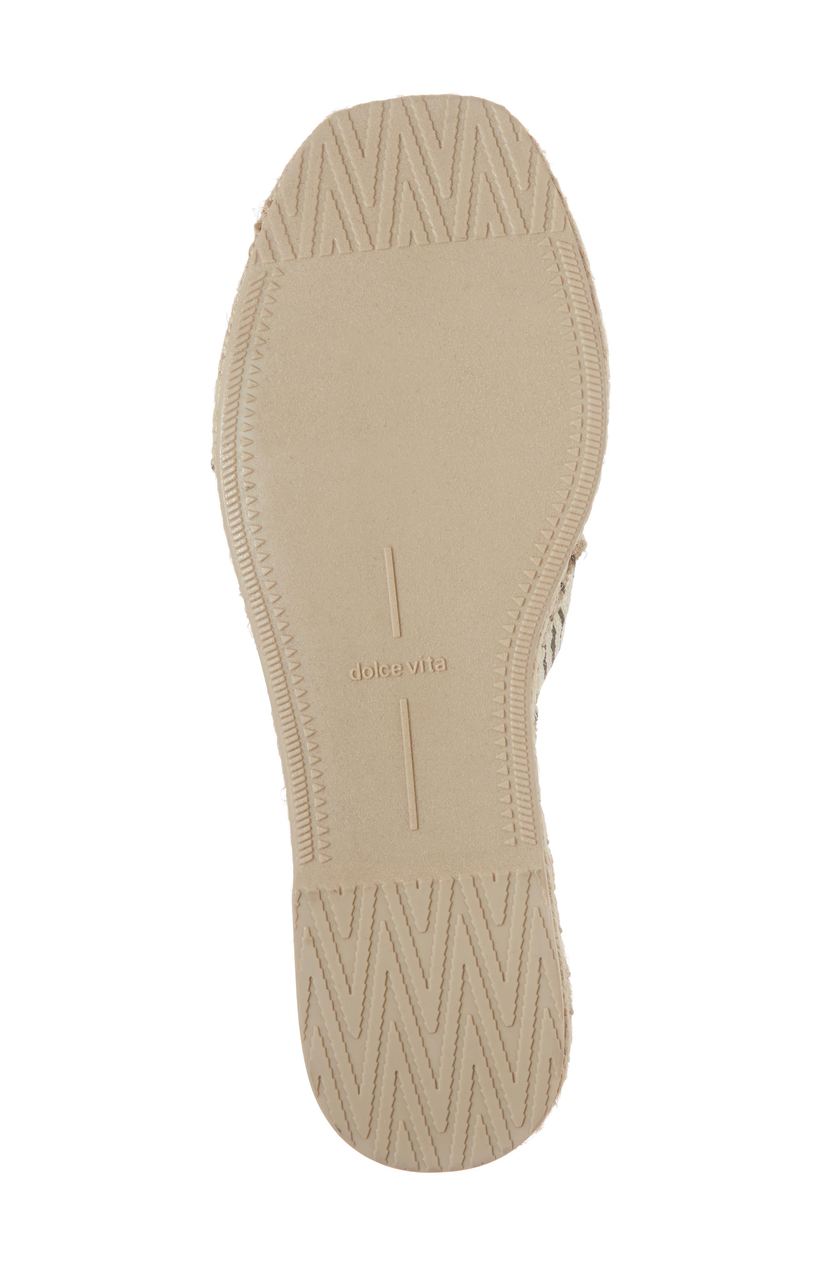 Alternate Image 6  - Dolce Vita Benicia Knotted Slide Sandal (Women)