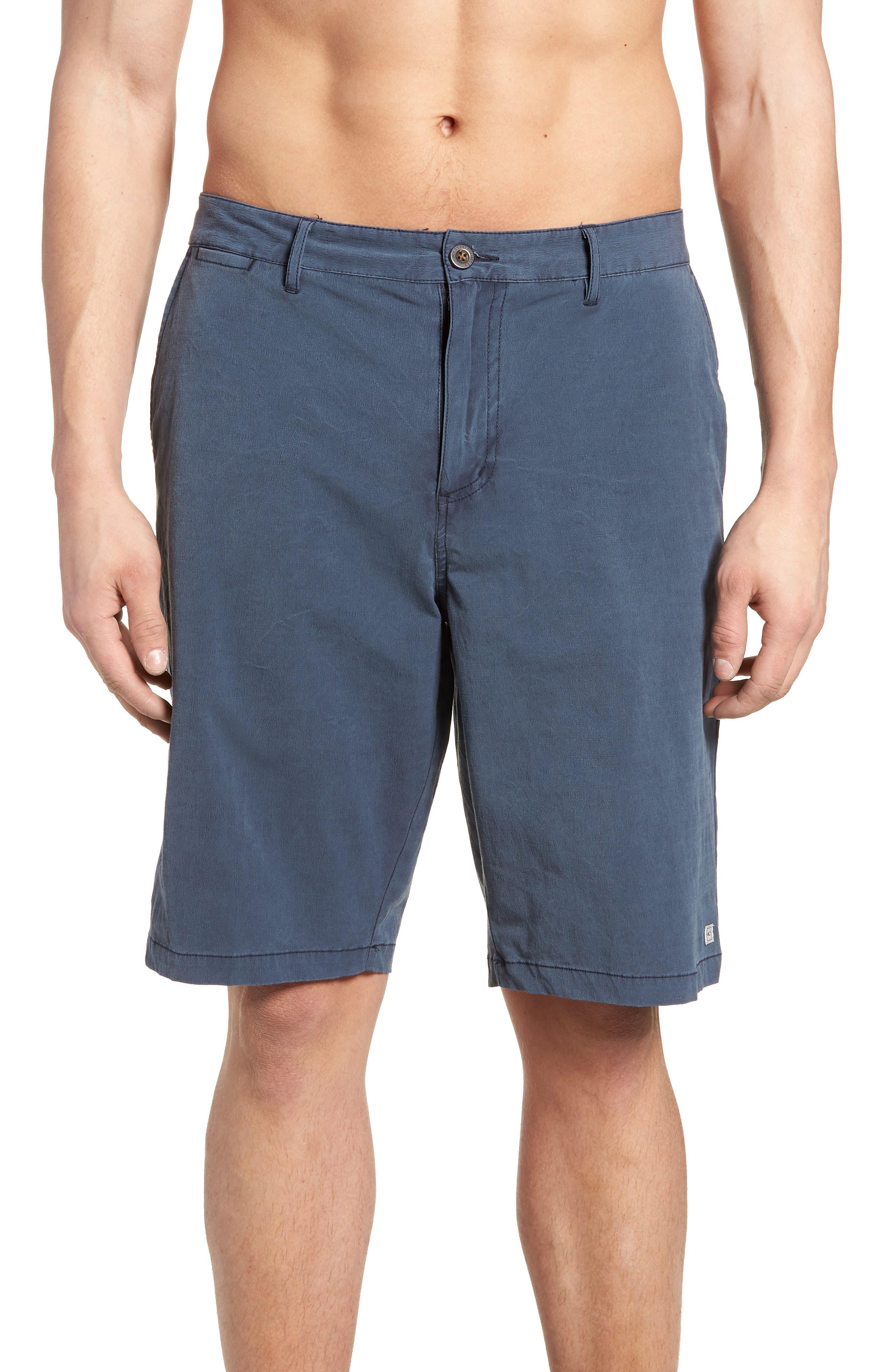 Coast Stretch Board Shorts,                             Alternate thumbnail 4, color,                             Navy