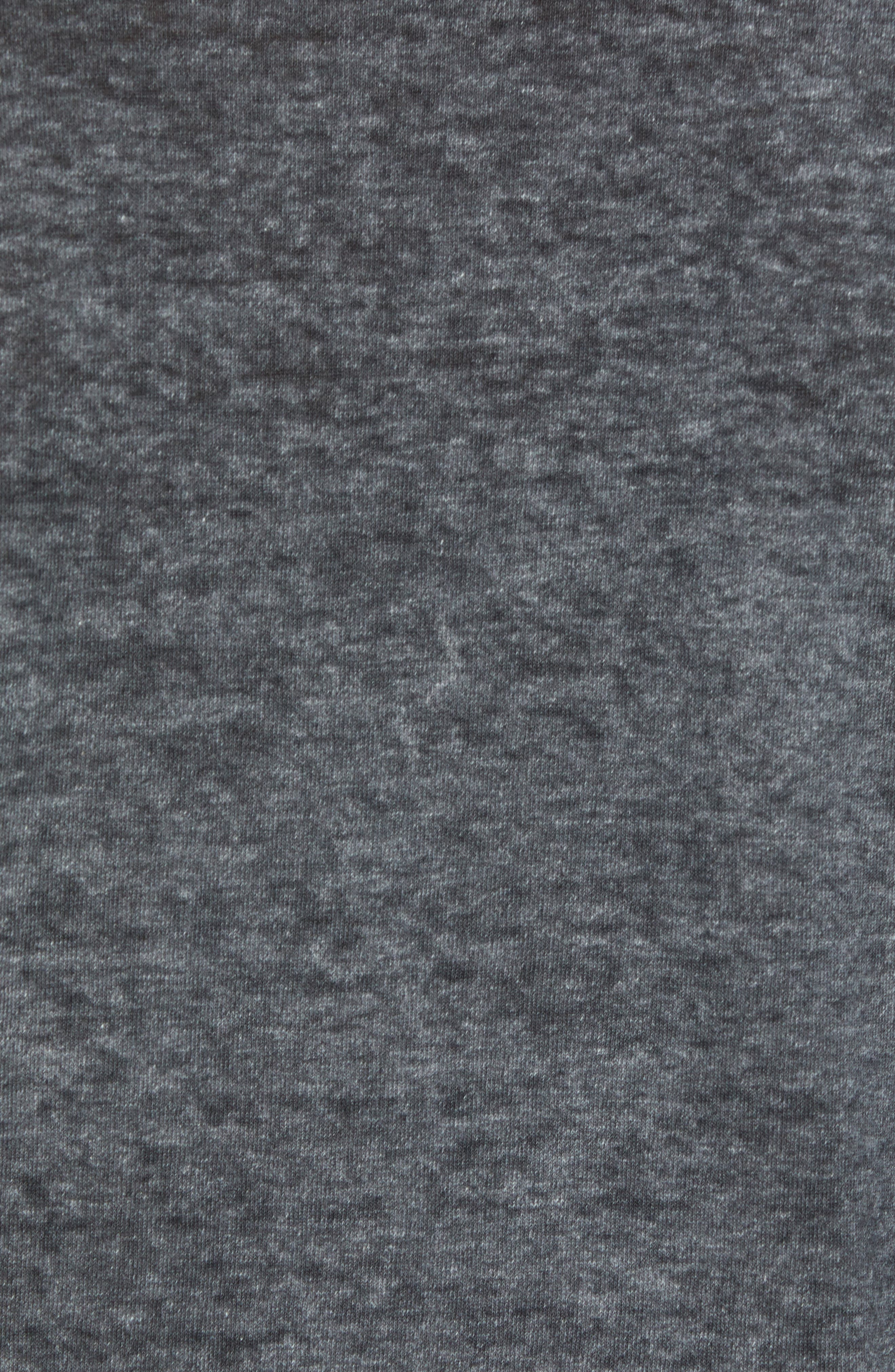 AC/DC Live at The Donington T-Shirt,                             Alternate thumbnail 5, color,                             Grey Acdc Burnout