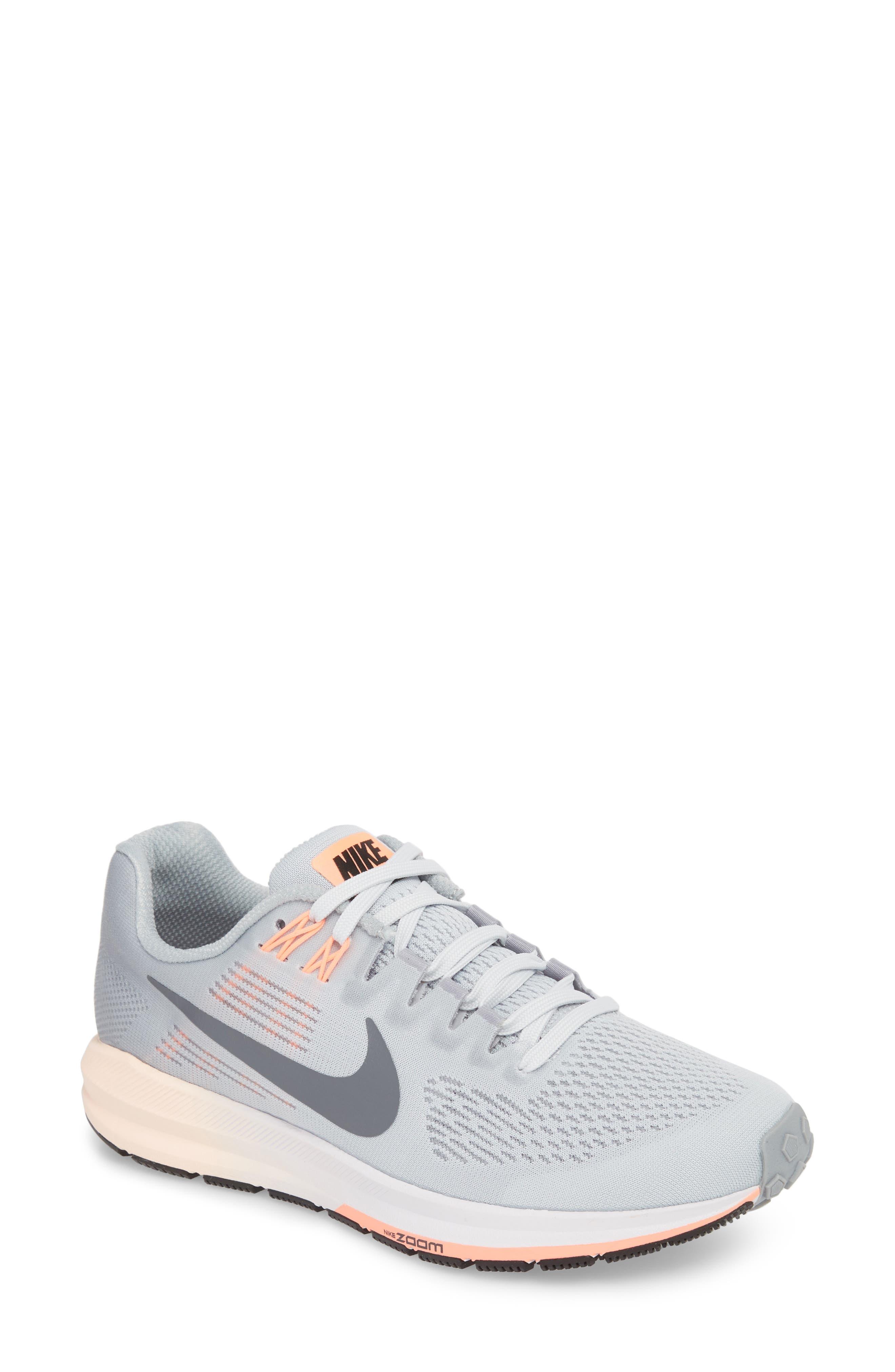 Nike Air Zoom Structure 21 Running Shoe (Women)
