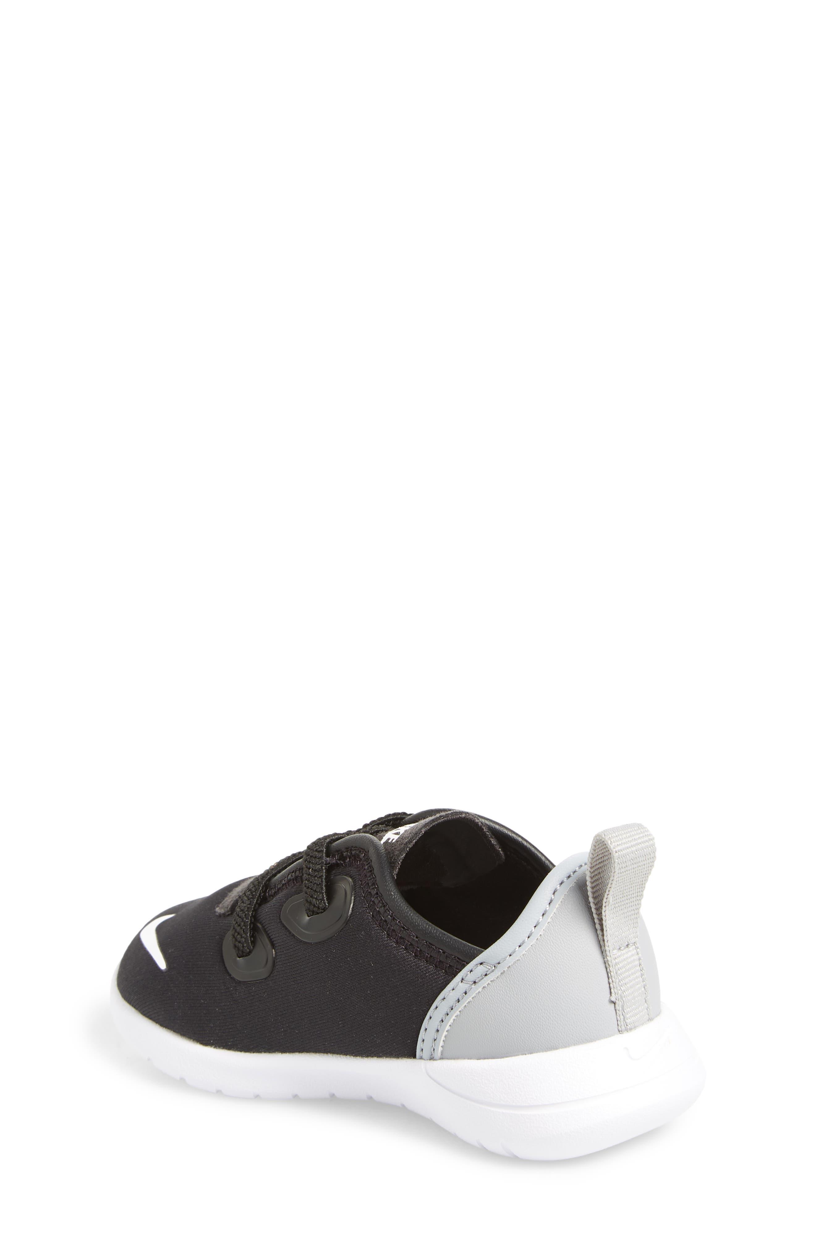 Hakata Sneaker,                             Alternate thumbnail 2, color,                             Black/ White/ Wolf Grey